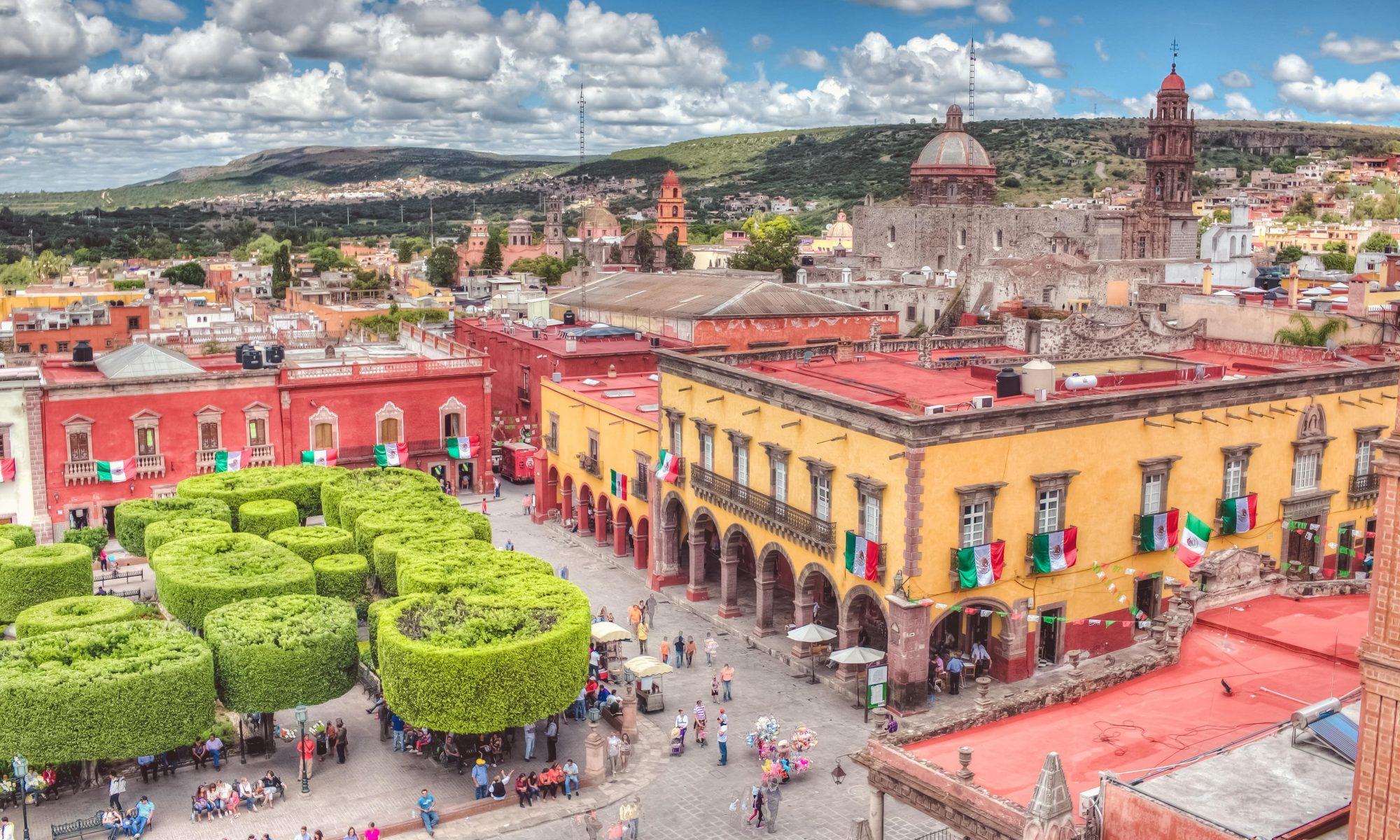 Centro San Miguel de Allende
