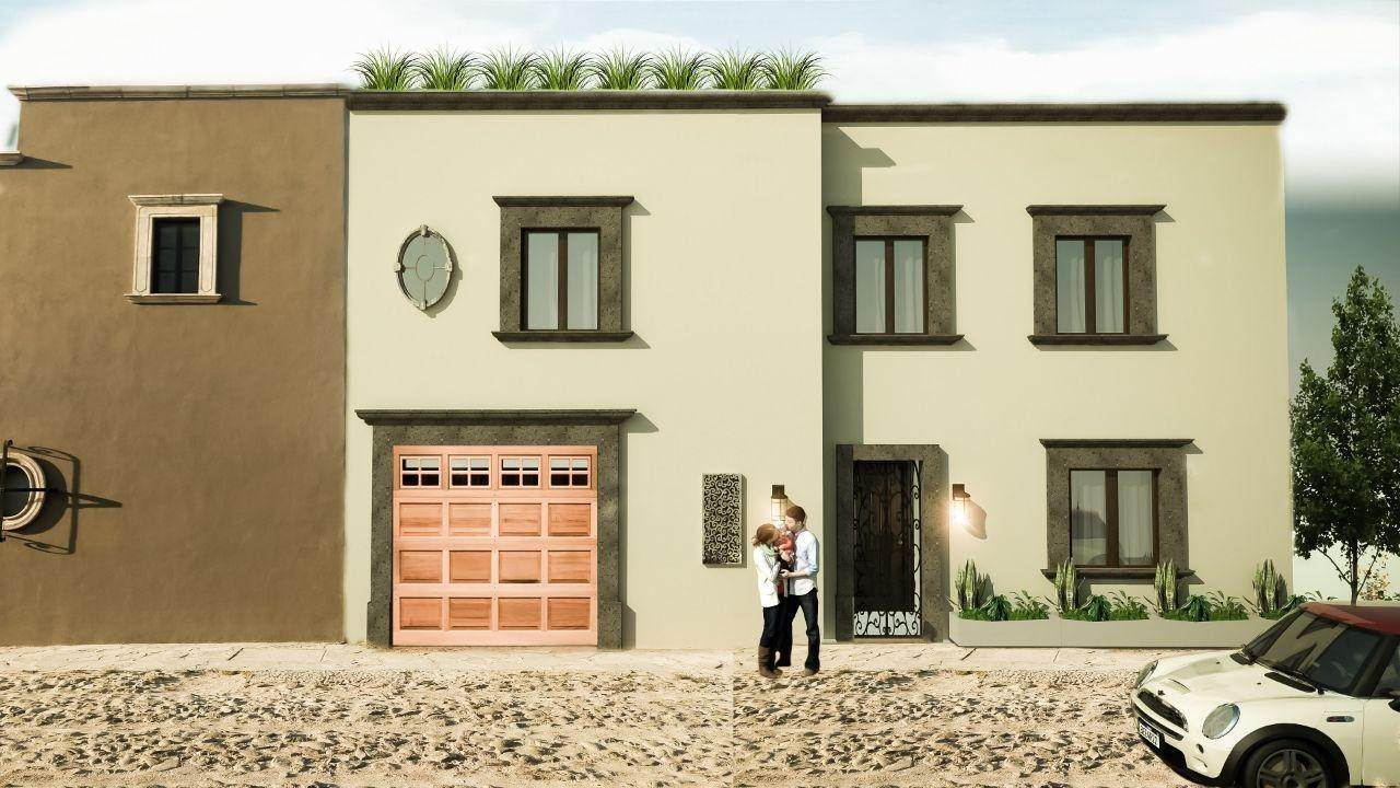 Single Family Homes for Sale at CASERIOS Mesa de Malanquin San Miguel De Allende, Guanajuato 37797 Mexico