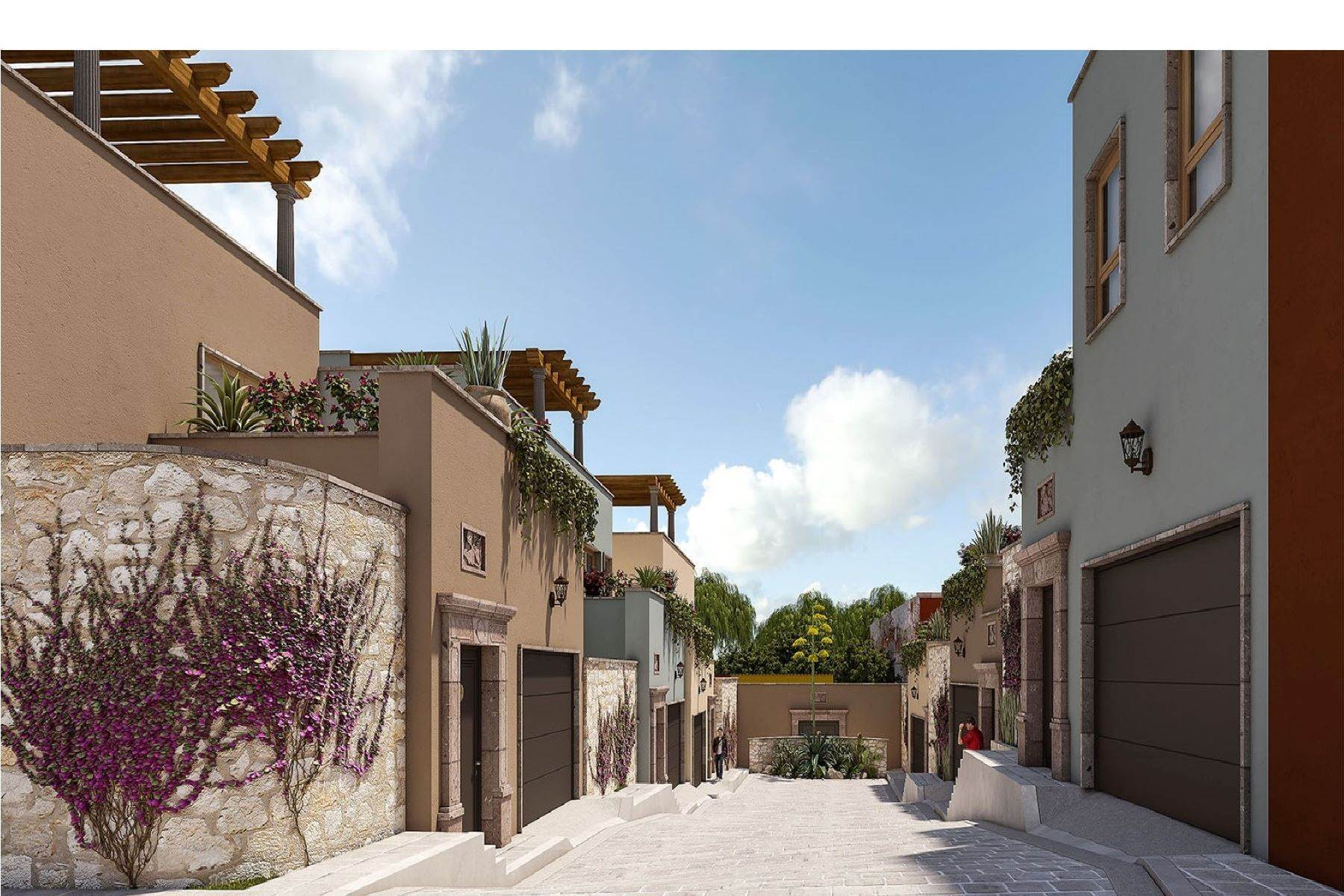 Single Family Homes for Sale at Quiote I Cerrada de Grillo San Miguel De Allende, Guanajuato 37770 Mexico