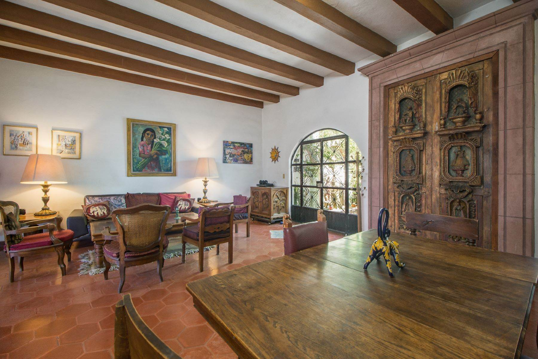 5. Single Family Homes for Sale at Casa Christina San Antonio, San Miguel De Allende, Guanajuato Mexico
