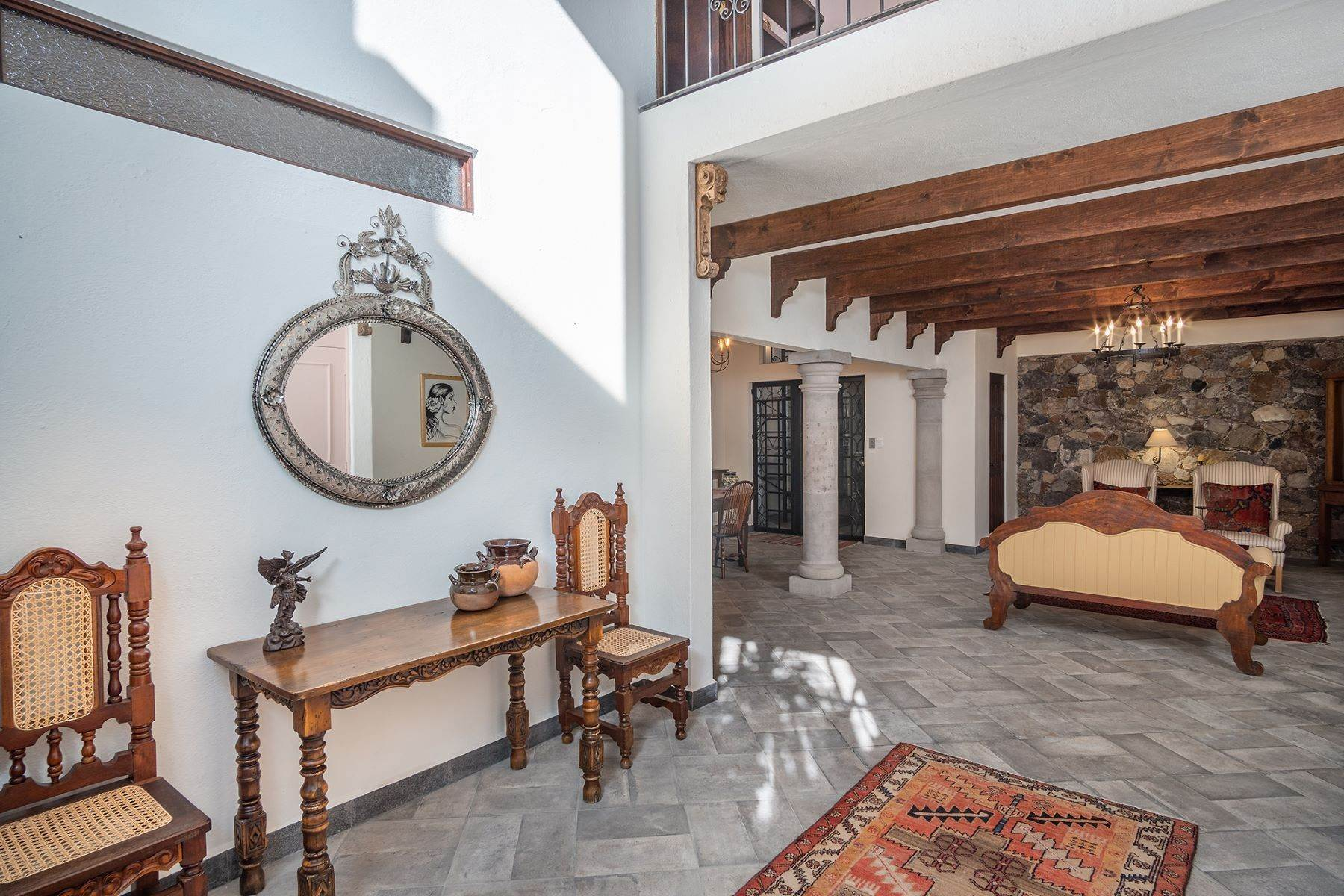 2. Single Family Homes for Sale at Casa Jacarandas Hernandez Macias San Miguel De Allende, Guanajuato 37700 Mexico
