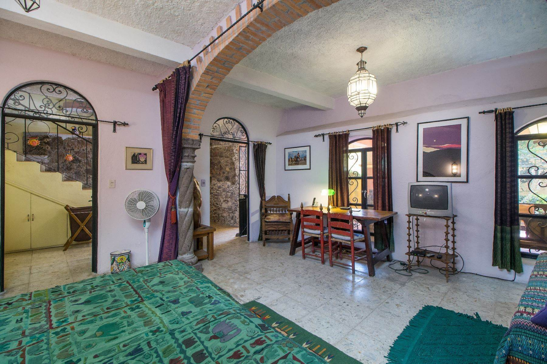 20. Single Family Homes for Sale at Casa Christina San Antonio, San Miguel De Allende, Guanajuato Mexico