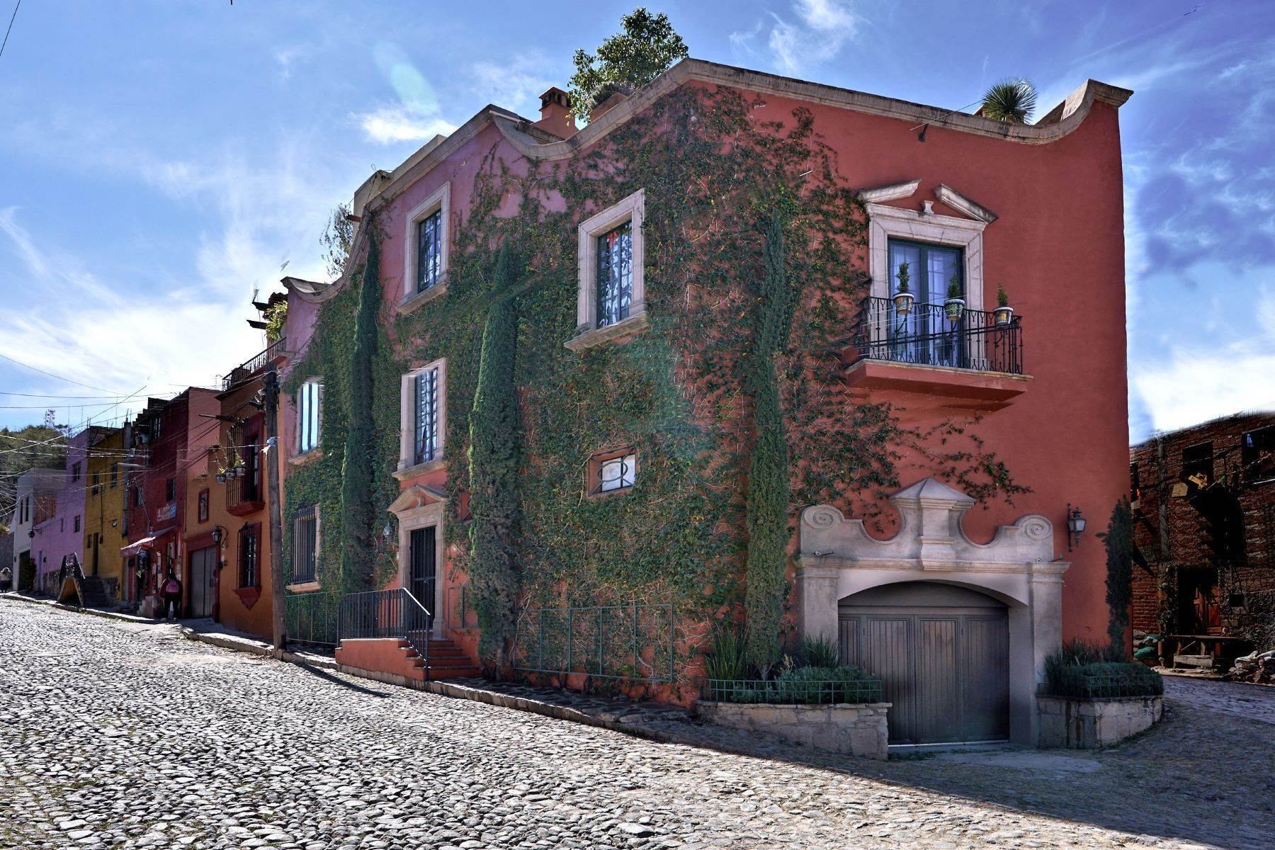 Single Family Homes for Sale at Casa Luna Ojo De Agua, San Miguel De Allende, Guanajuato Mexico