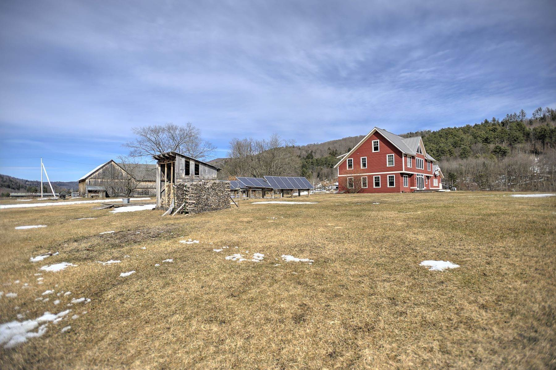 29. Single Family Homes for Sale at 2034/2069 Old Post Road Brookfield, Vermont 05036 United States