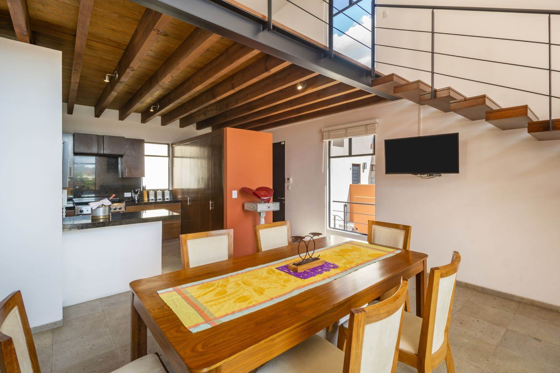 4. Single Family Homes for Sale at Chimal Loft Miguel Araujo 1B San Miguel De Allende, Guanajuato 37700 Mexico