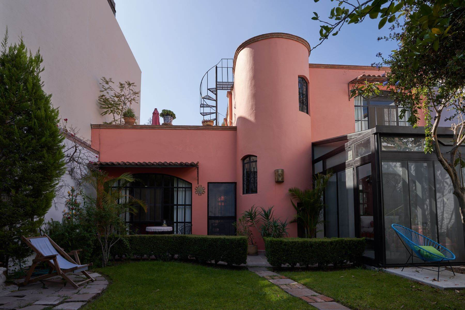 Single Family Homes for Sale at Casa Esperanza San Antonio, San Miguel De Allende, Guanajuato Mexico