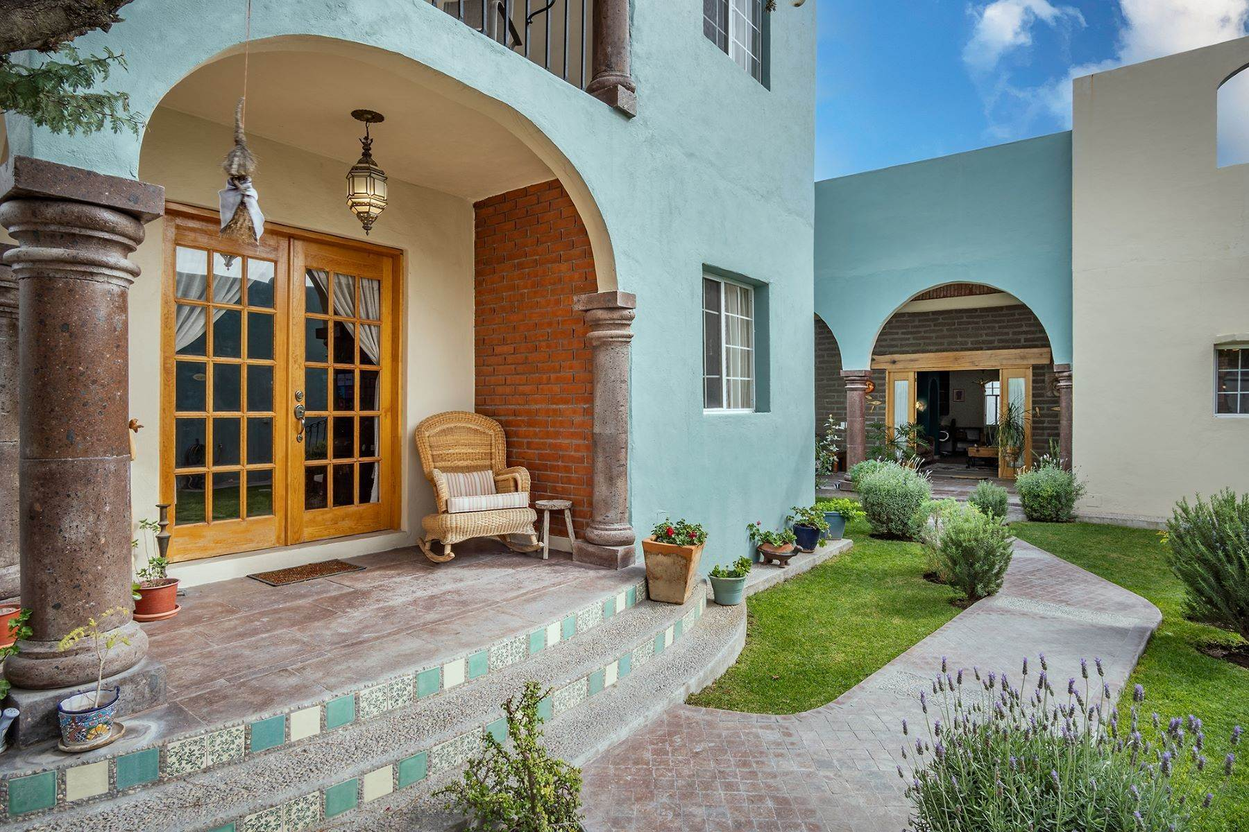 3. Single Family Homes for Sale at Casa Jardin Fray Juan de San Miguel San Miguel De Allende, Guanajuato 37790 Mexico