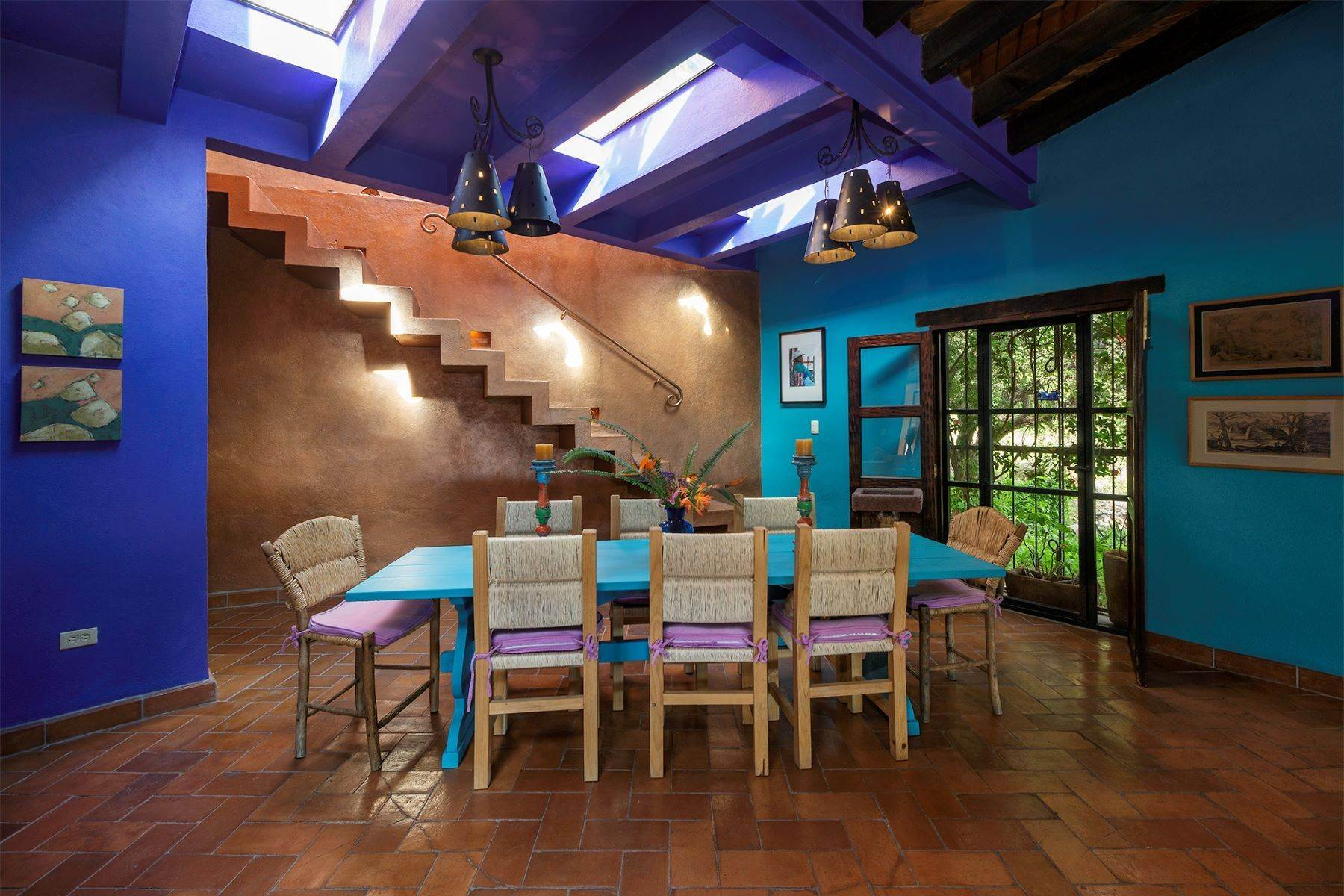 9. Single Family Homes for Sale at Casa Vistas Piedras Chinas San Miguel De Allende, Guanajuato 37700 Mexico