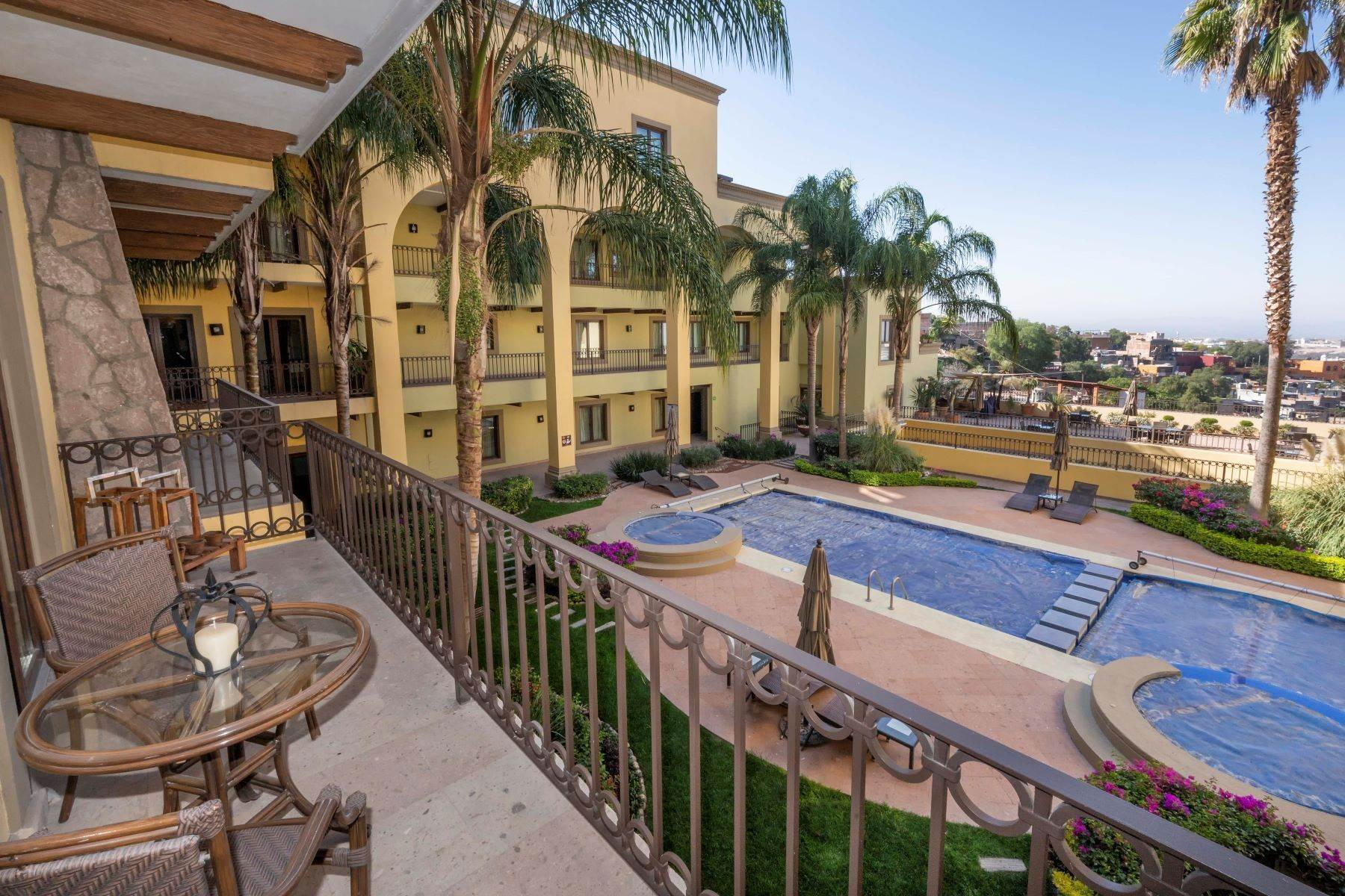 17. Condominiums for Sale at Casa Daniella Caracol, San Miguel De Allende, Guanajuato Mexico