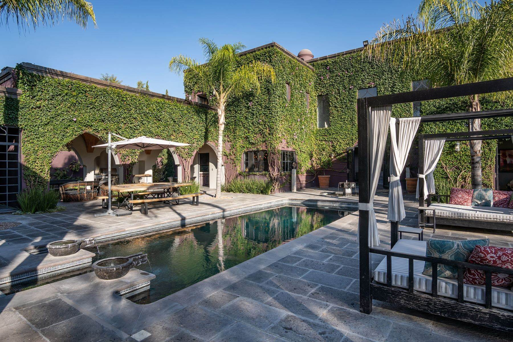 23. Single Family Homes for Sale at Hacienda Cielo Country Property in Atotonilco San Miguel De Allende, Guanajuato 37893 Mexico