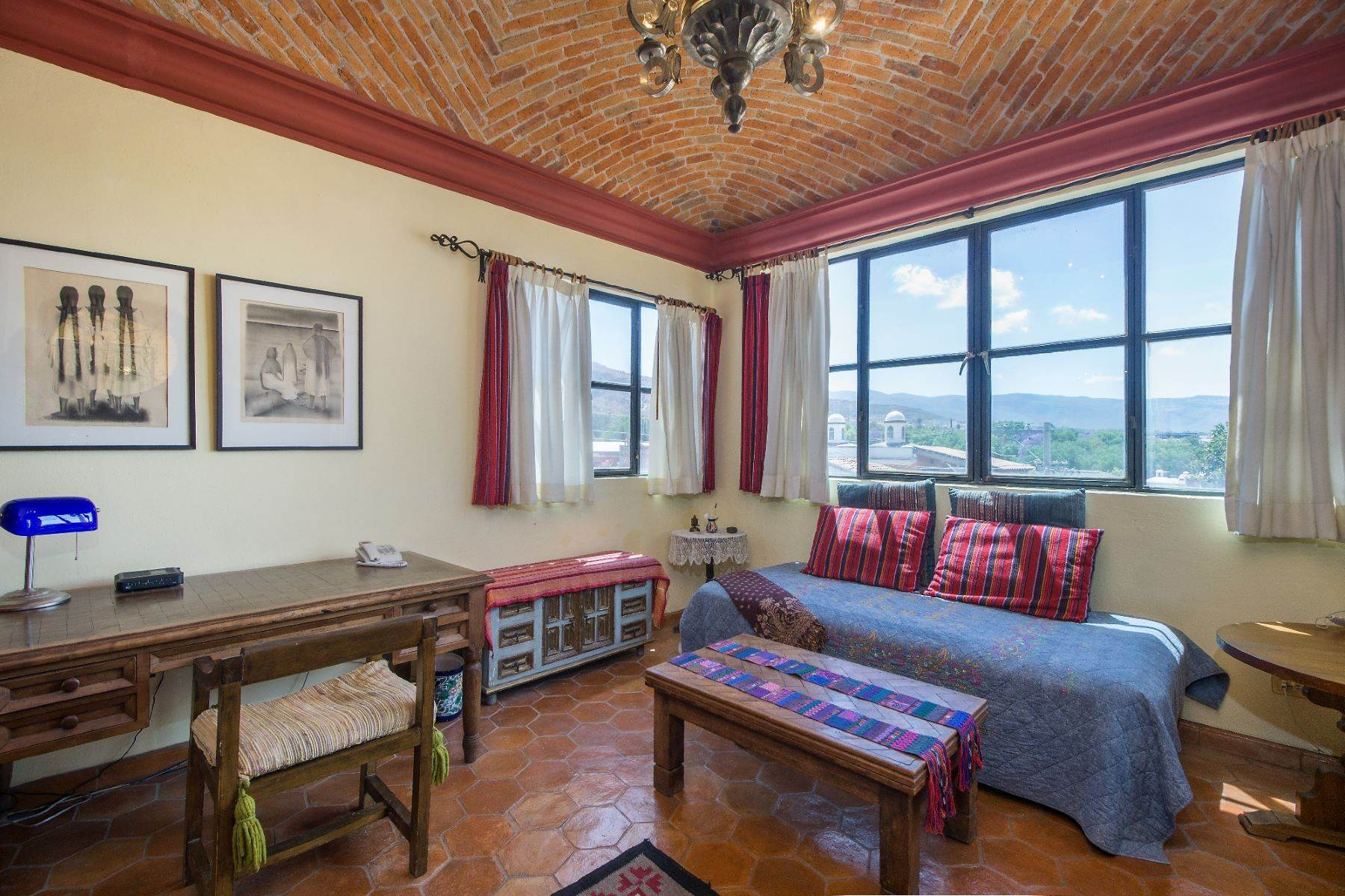 15. Single Family Homes for Sale at Casa Christina San Antonio, San Miguel De Allende, Guanajuato Mexico