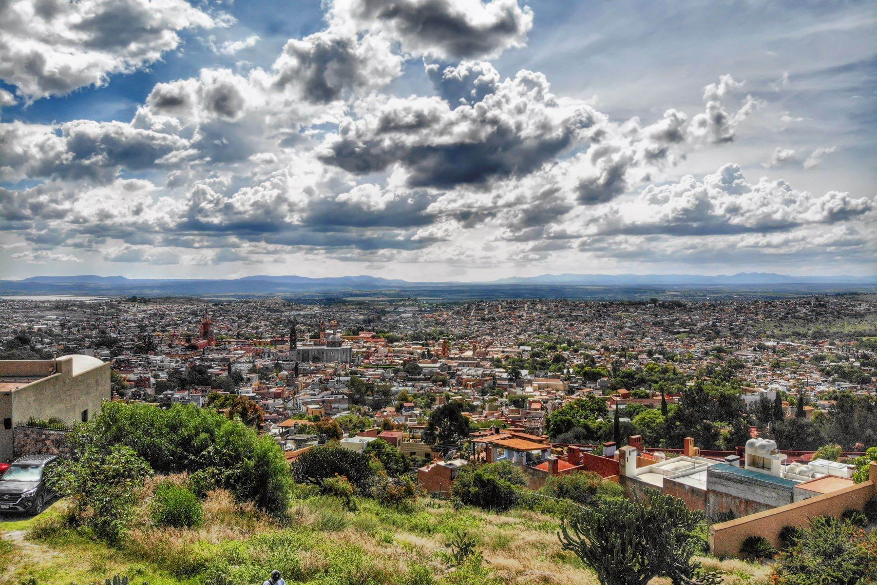 Land for Sale at Balcones Lot Del Foro s/n San Miguel De Allende, Guanajuato 37720 Mexico