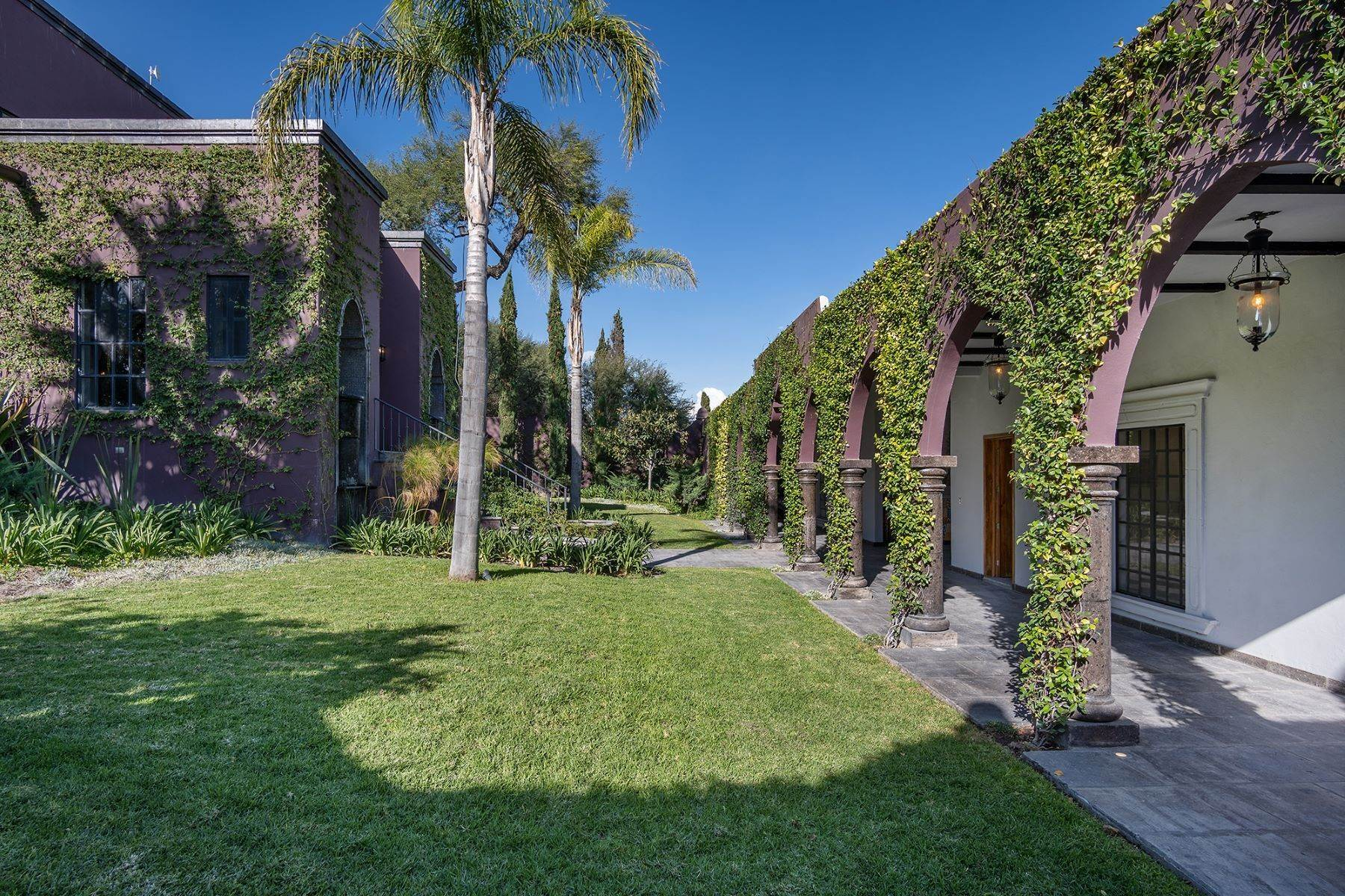 6. Single Family Homes for Sale at Hacienda Cielo Country Property in Atotonilco San Miguel De Allende, Guanajuato 37893 Mexico