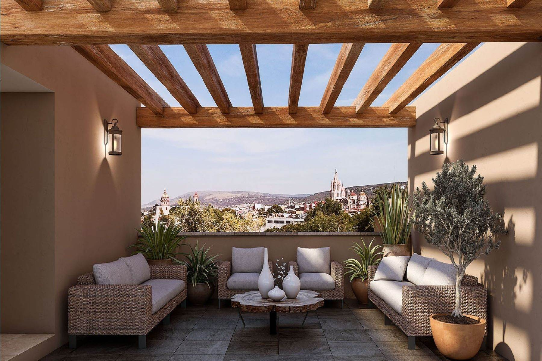 9. Single Family Homes for Sale at Quiote I Cerrada de Grillo San Miguel De Allende, Guanajuato 37770 Mexico