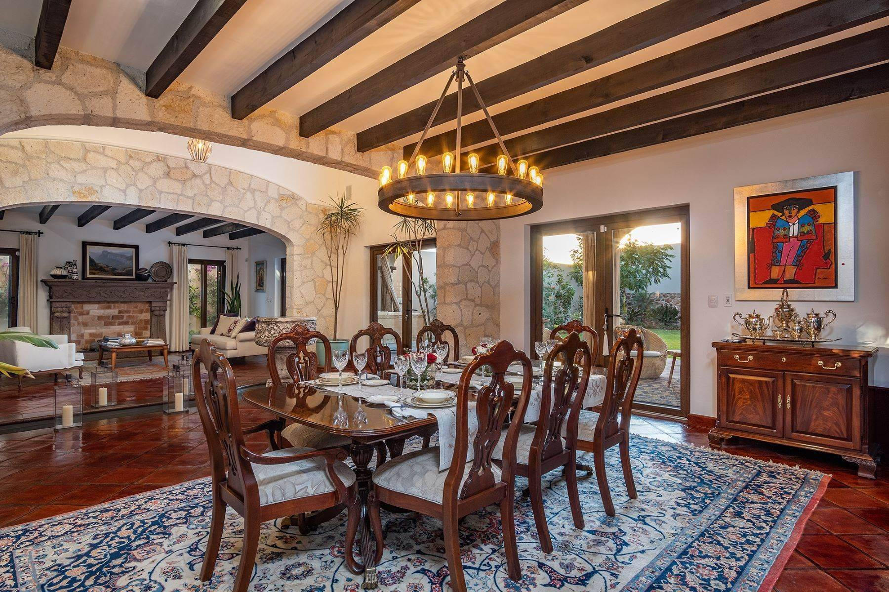 10. Single Family Homes for Sale at CASA GRANADA CASA LUNA San Miguel De Allende, Guanajuato 37797 Mexico