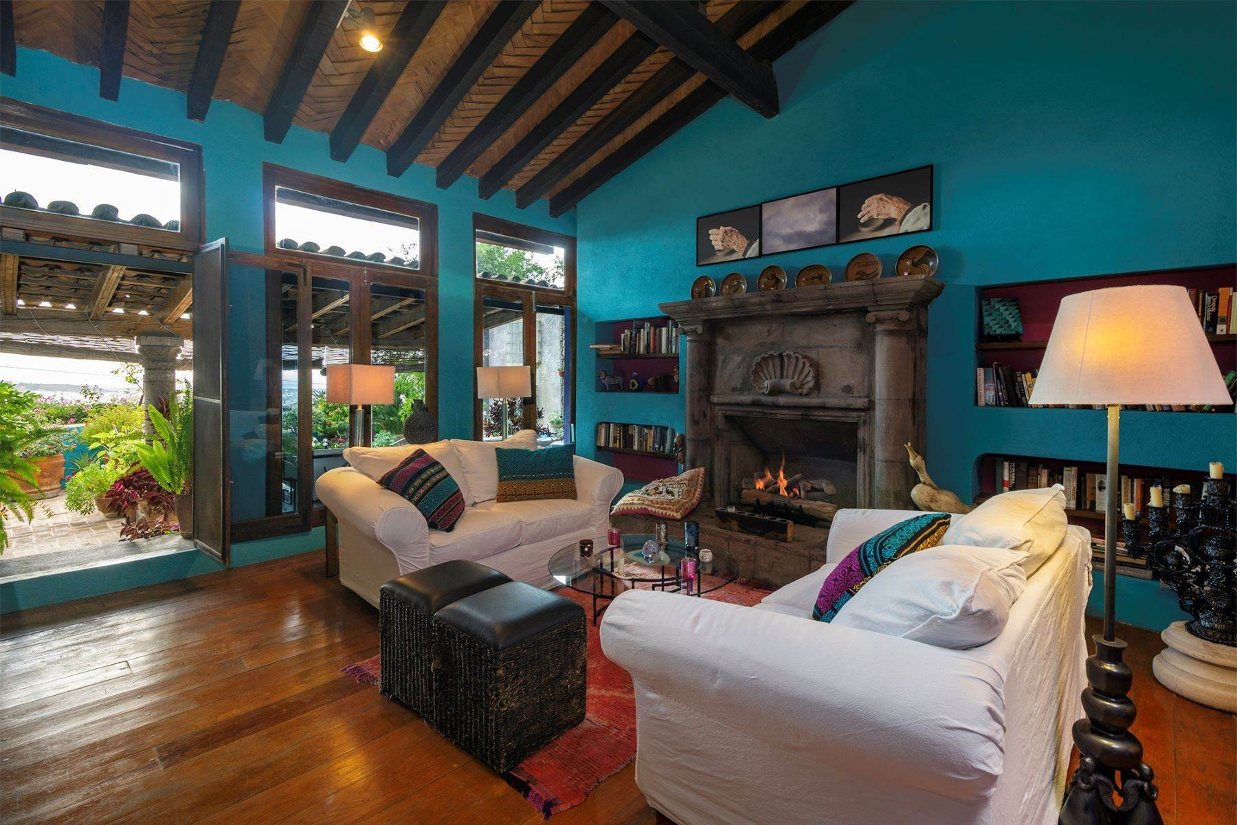 5. Single Family Homes for Sale at Casa Vistas Piedras Chinas San Miguel De Allende, Guanajuato 37700 Mexico