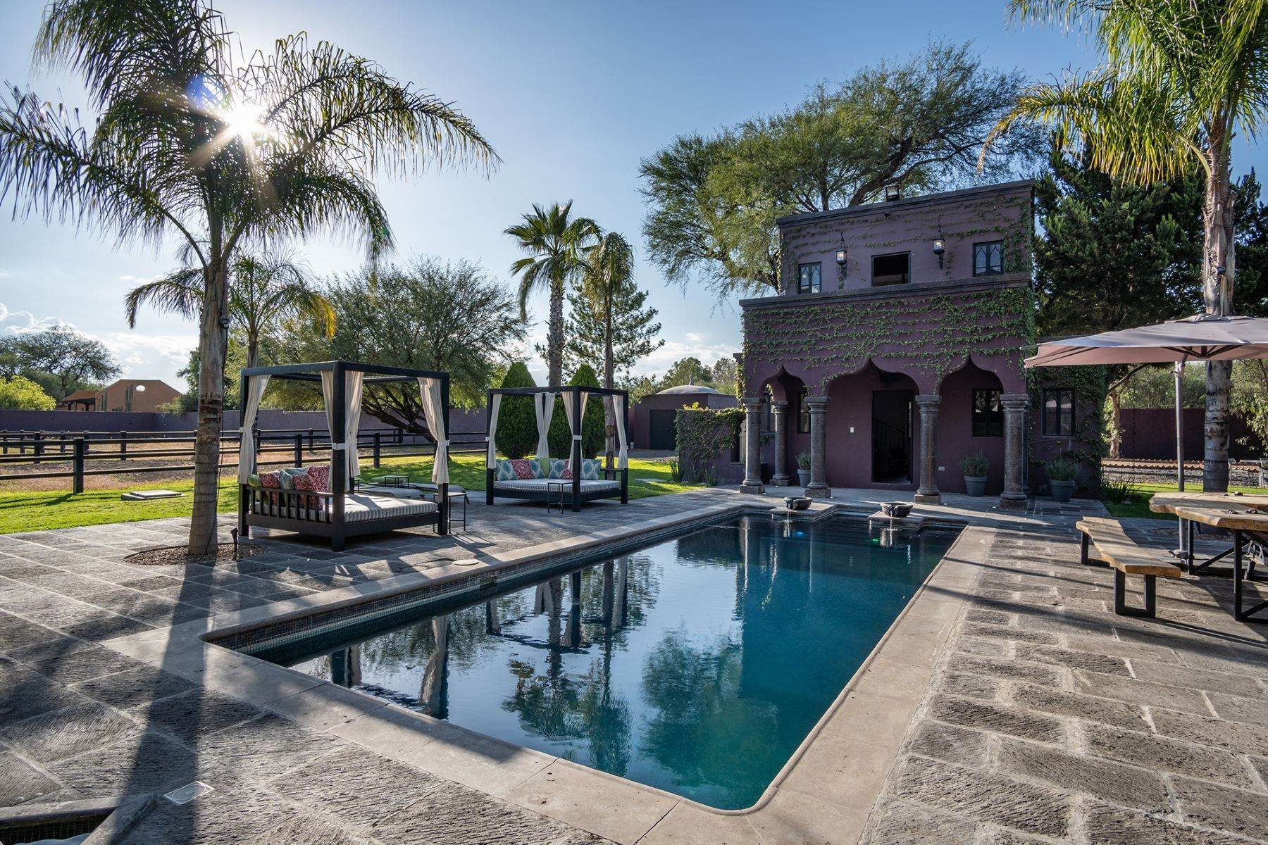 21. Single Family Homes for Sale at Hacienda Cielo Country Property in Atotonilco San Miguel De Allende, Guanajuato 37893 Mexico