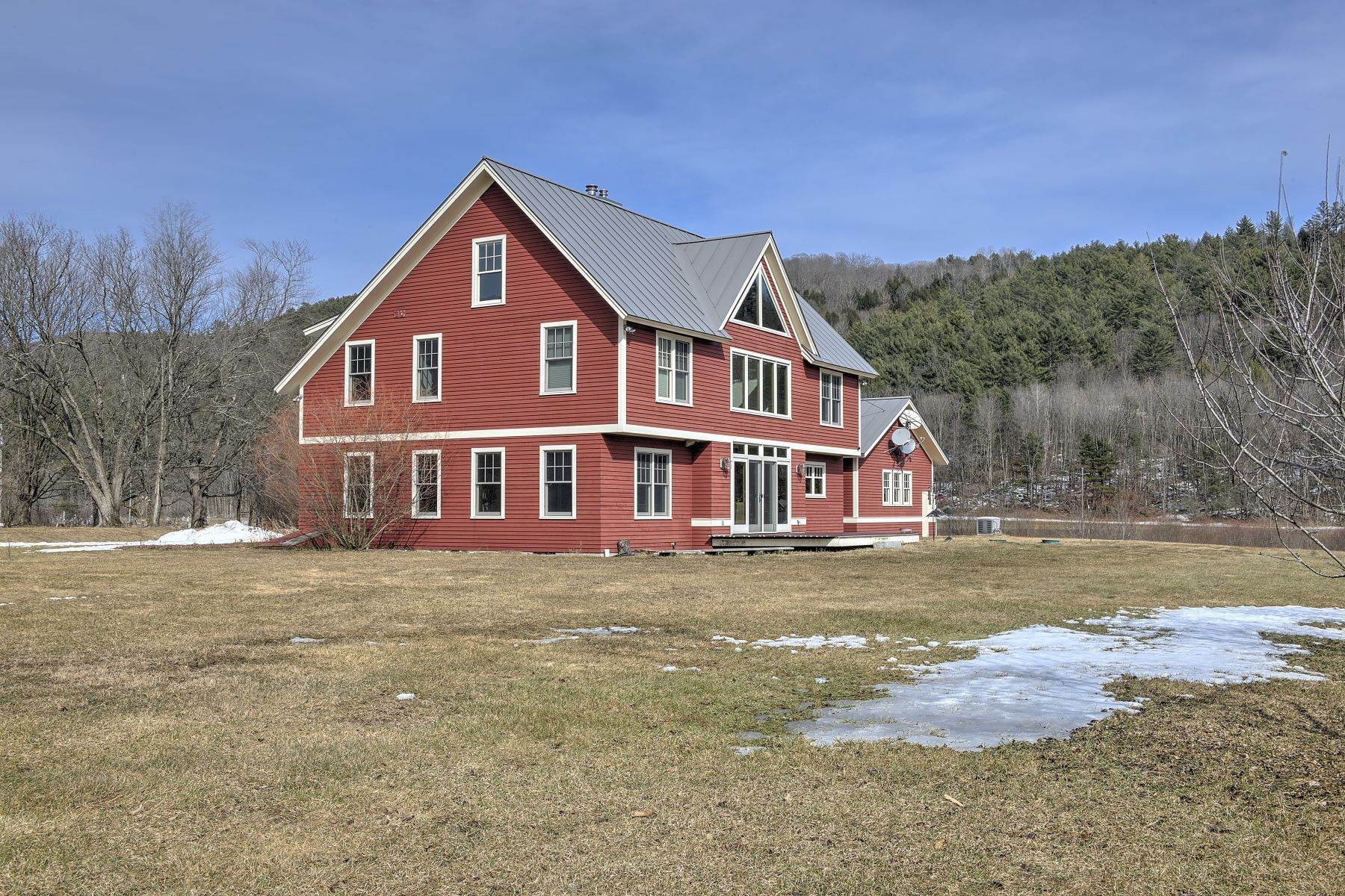 30. Single Family Homes for Sale at 2034/2069 Old Post Road Brookfield, Vermont 05036 United States