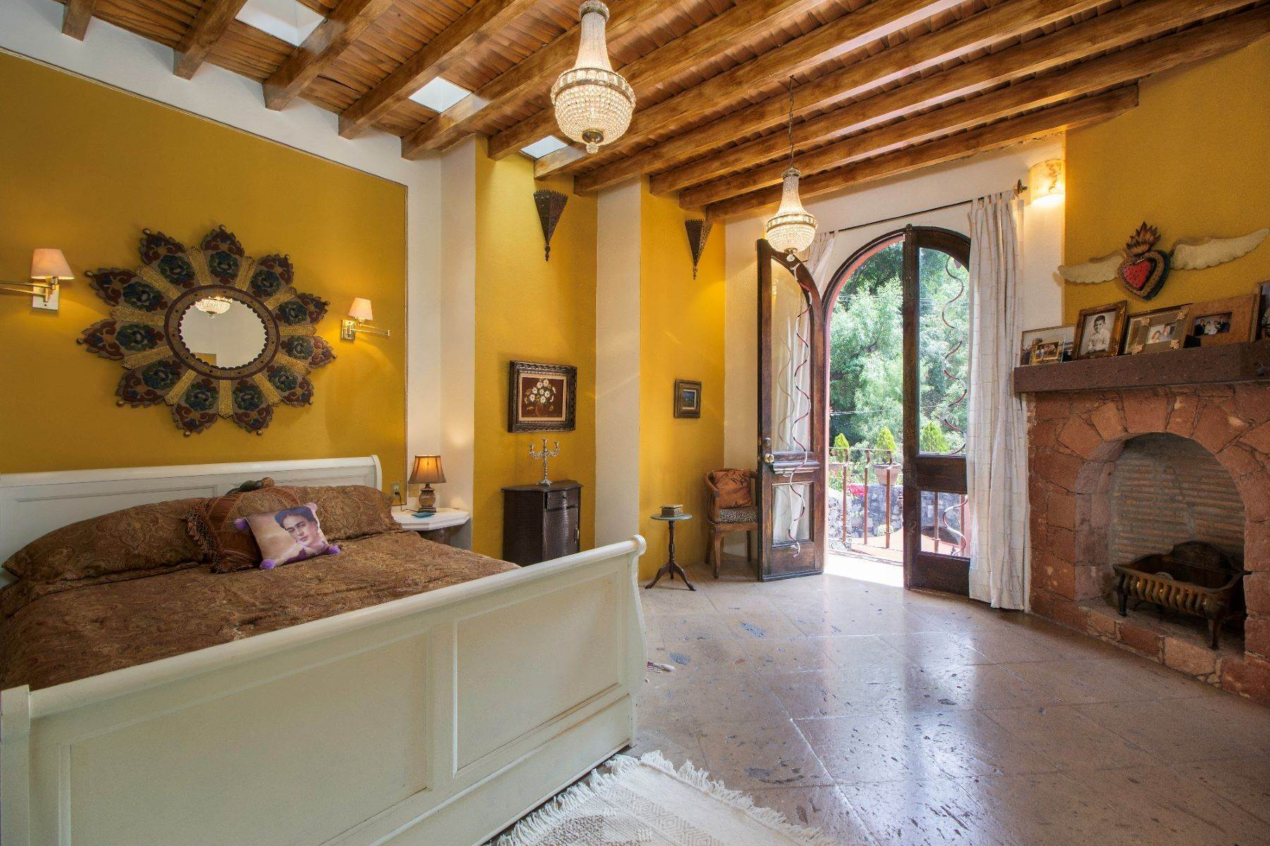 Single Family Homes for Sale at Casa Culebra Santo Domingo 68A, Centro San Miguel De Allende, Guanajuato 37700 Mexico