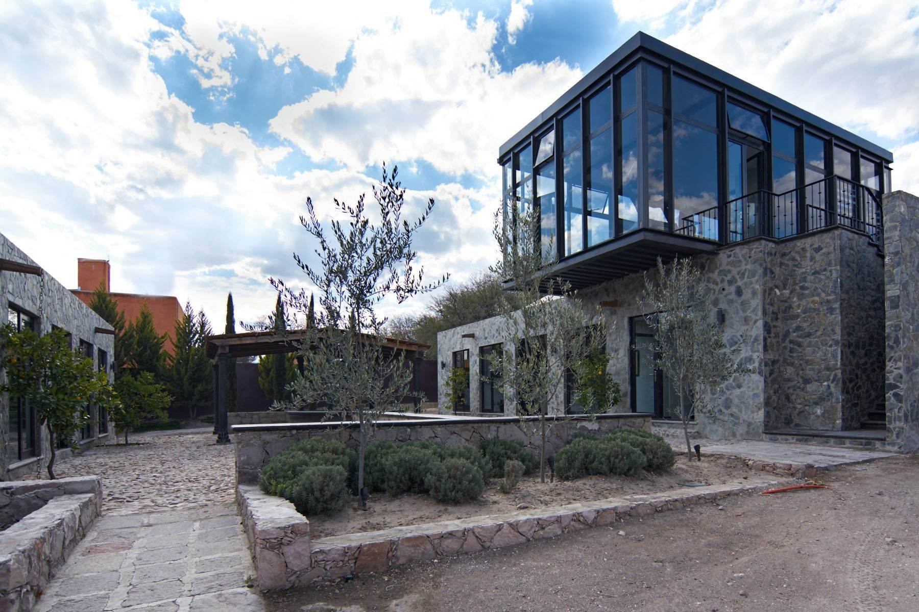 43. Single Family Homes for Sale at Hacienda Cielo Country Property in Atotonilco San Miguel De Allende, Guanajuato 37893 Mexico