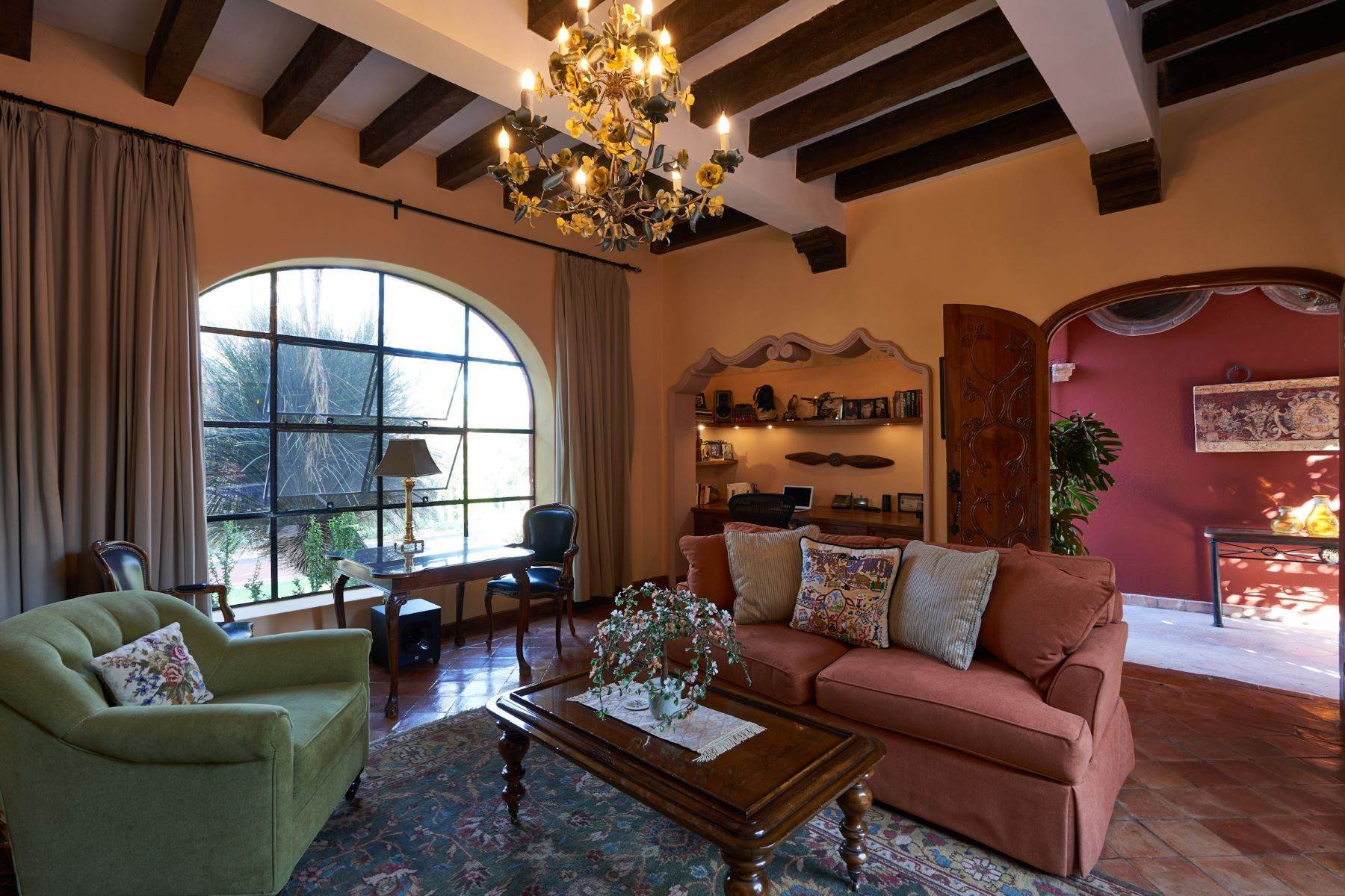 35. Single Family Homes for Sale at Casa de la Luz San Miguel De Allende, Guanajuato 37700 Mexico