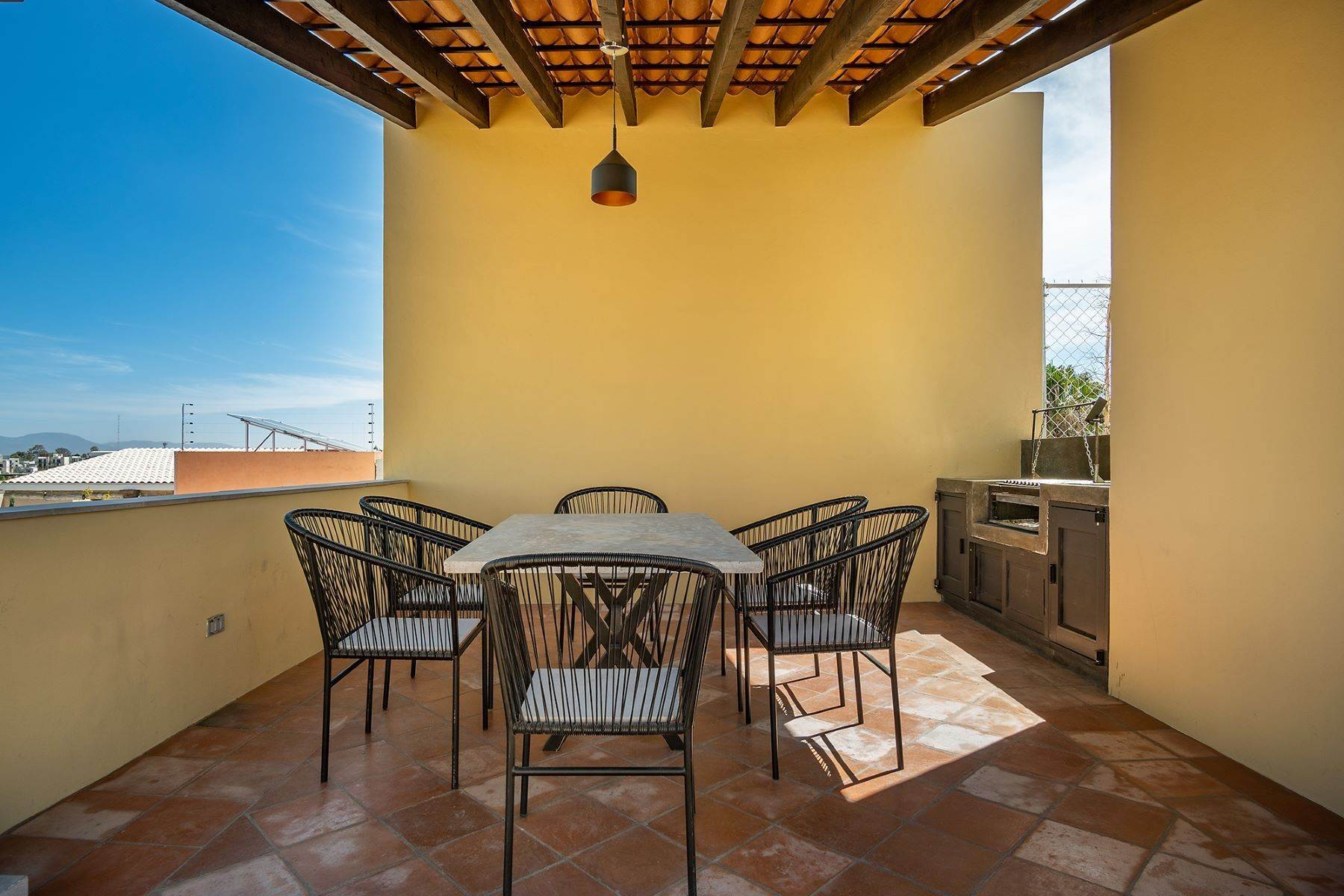 28. Single Family Homes for Sale at CASA DEL LLANO Barrio de la Palmita San Miguel De Allende, Guanajuato 37774 Mexico