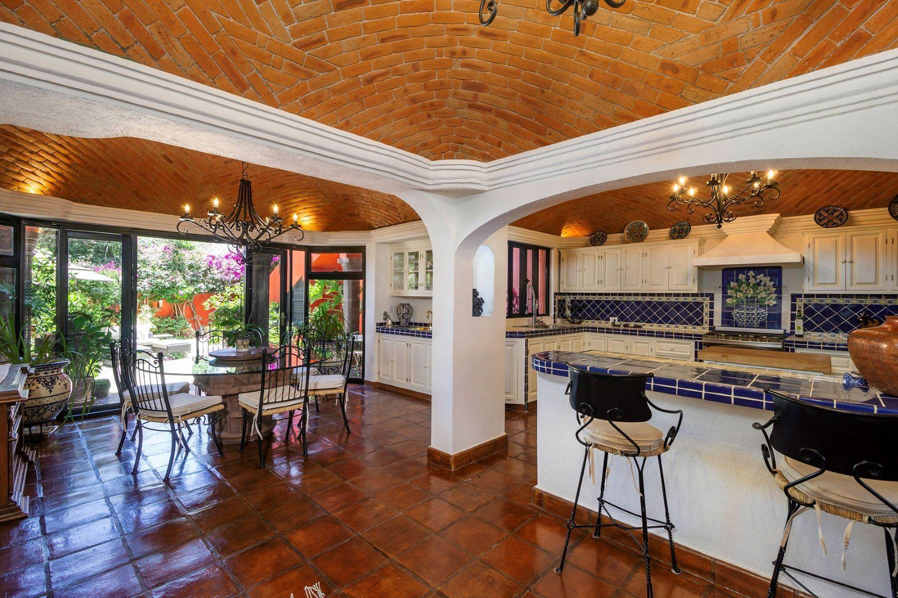 Single Family Homes for Sale at Casa Bovedas Allende, San Miguel De Allende, Guanajuato Mexico