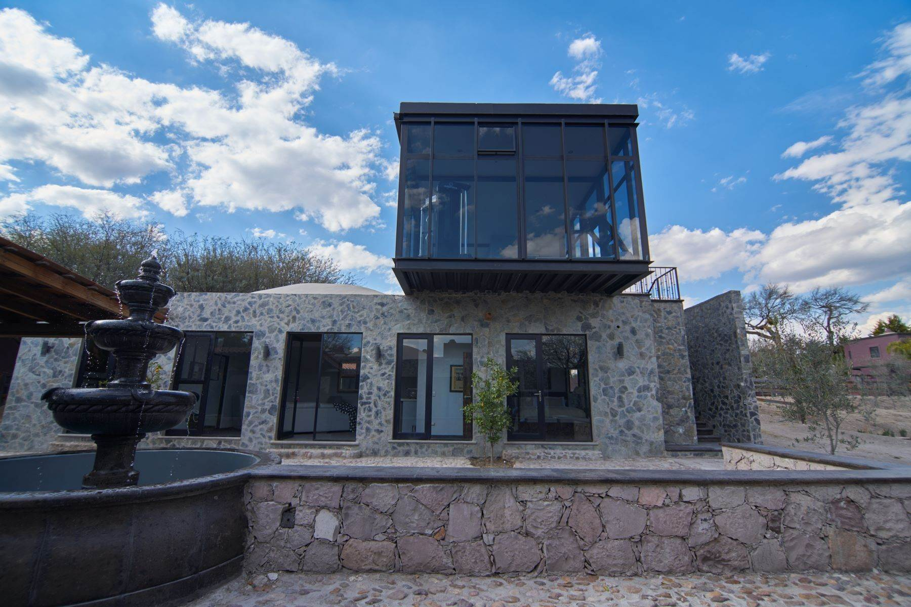 44. Single Family Homes for Sale at Hacienda Cielo Country Property in Atotonilco San Miguel De Allende, Guanajuato 37893 Mexico