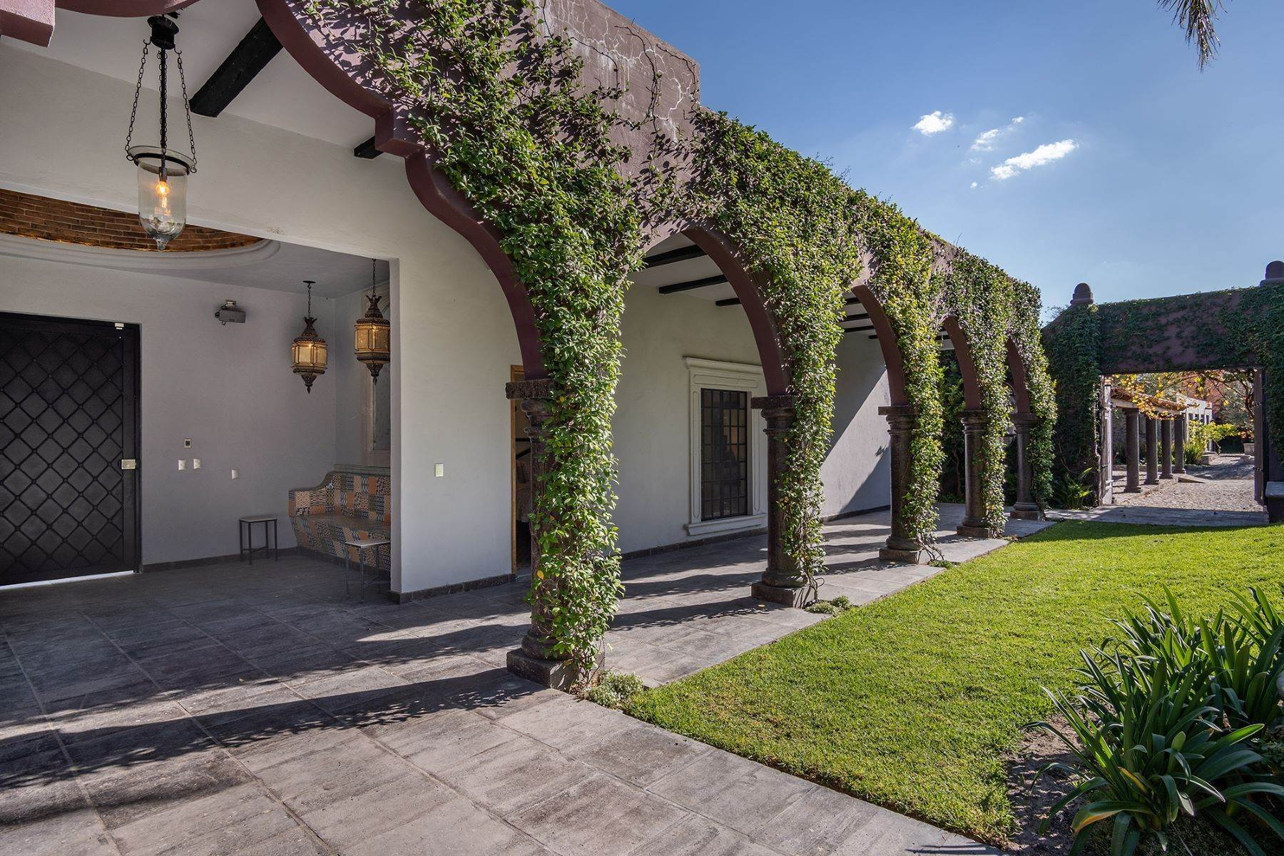 4. Single Family Homes for Sale at Hacienda Cielo Country Property in Atotonilco San Miguel De Allende, Guanajuato 37893 Mexico