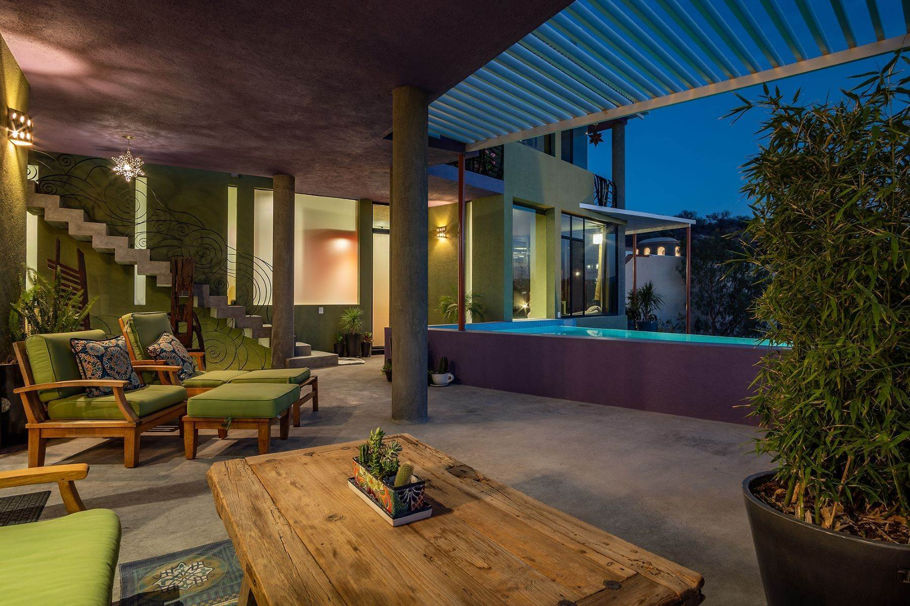 Single Family Homes for Sale at Casa Colibri Principal de Obraje 2 San Miguel De Allende, Guanajuato 37700 Mexico