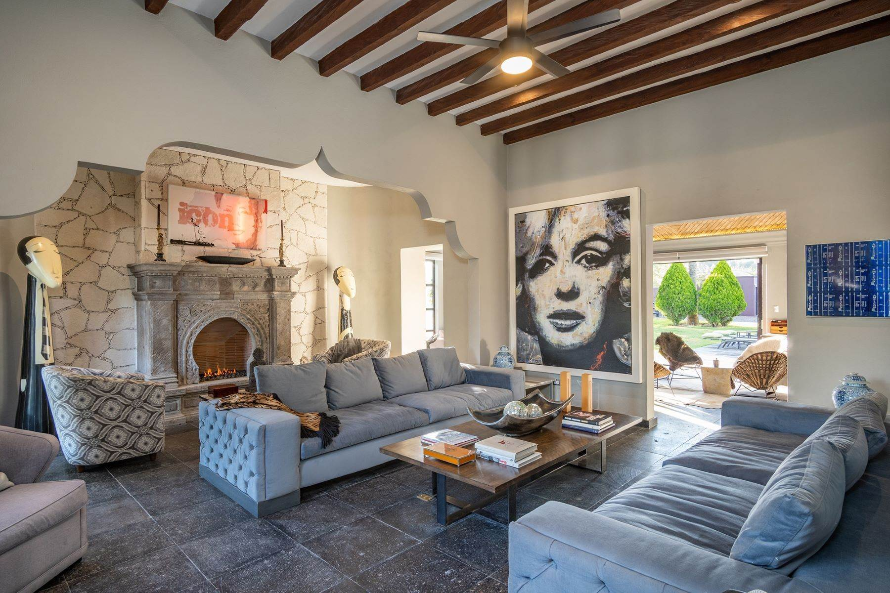 14. Single Family Homes for Sale at Hacienda Cielo Country Property in Atotonilco San Miguel De Allende, Guanajuato 37893 Mexico