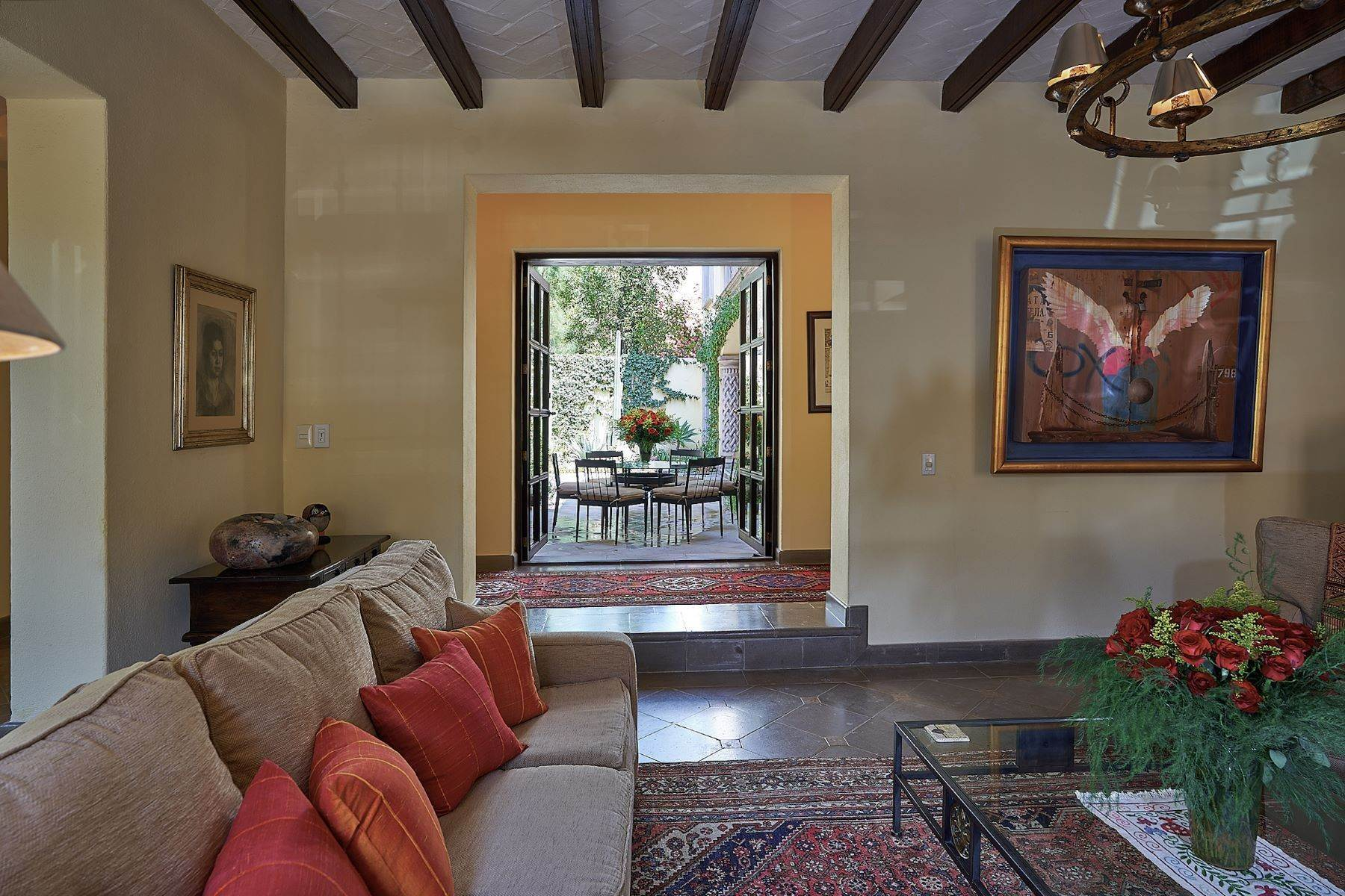 5. Single Family Homes for Sale at Casa Ixchel Privada de Pila Seca 6 San Miguel De Allende, Guanajuato 37700 Mexico