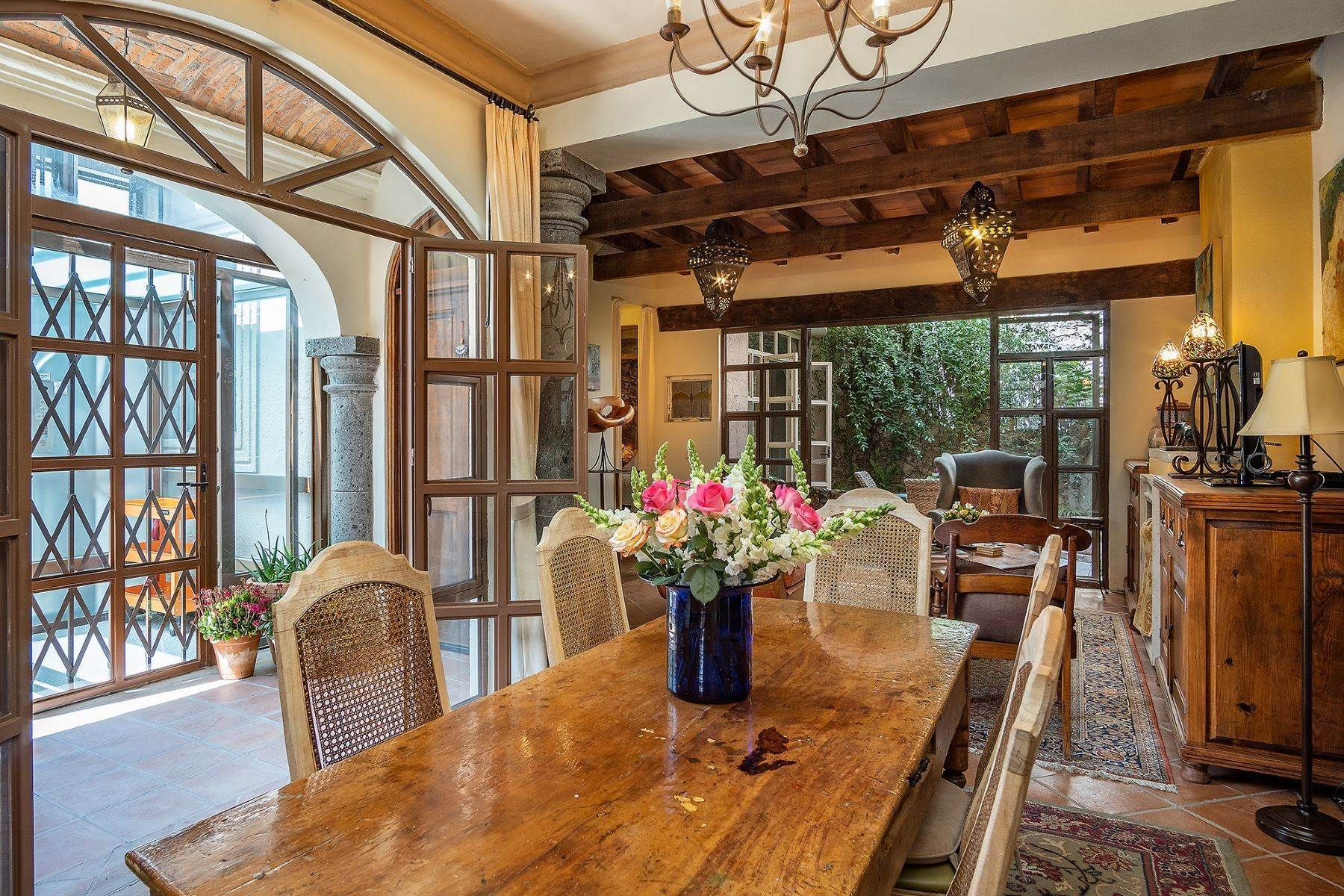 Single Family Homes for Sale at Casa Calandrias San Miguel De Allende, Guanajuato Mexico