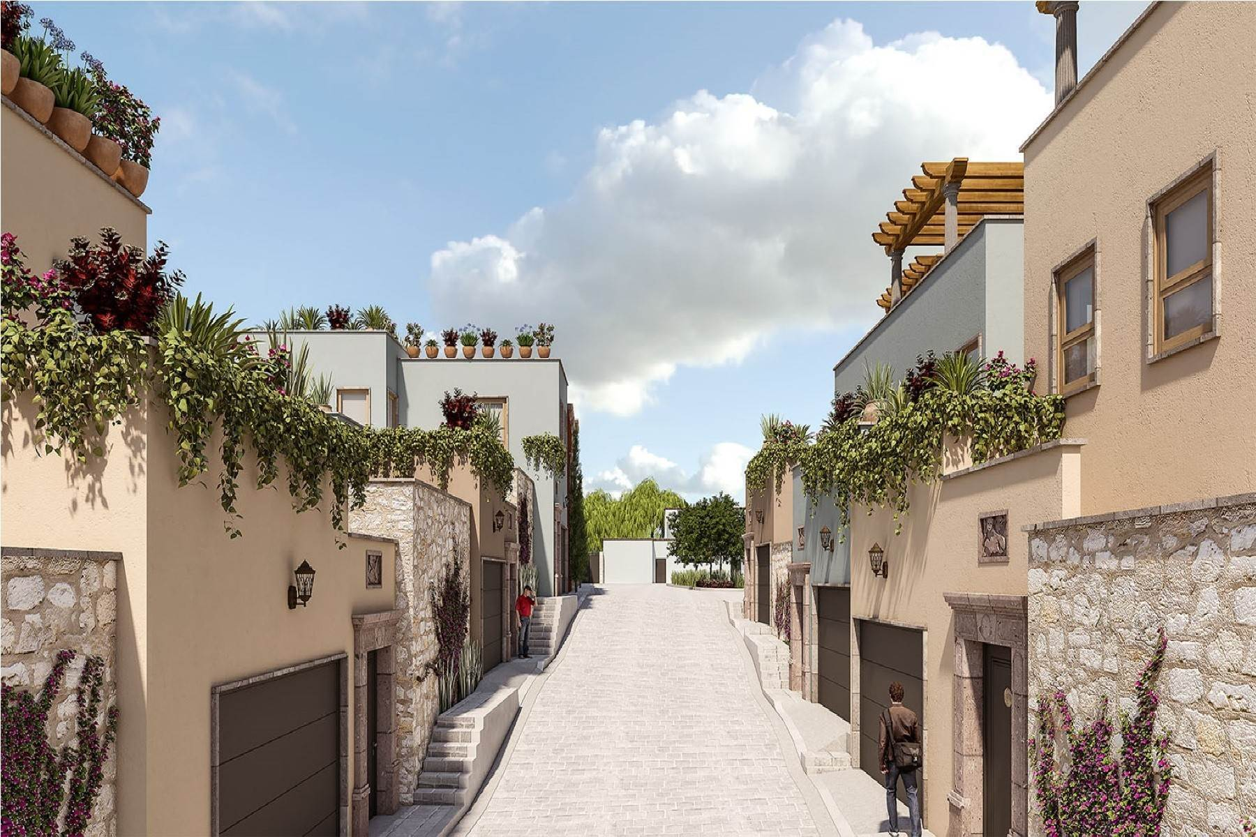 2. Single Family Homes for Sale at Quiote I Cerrada de Grillo San Miguel De Allende, Guanajuato 37770 Mexico