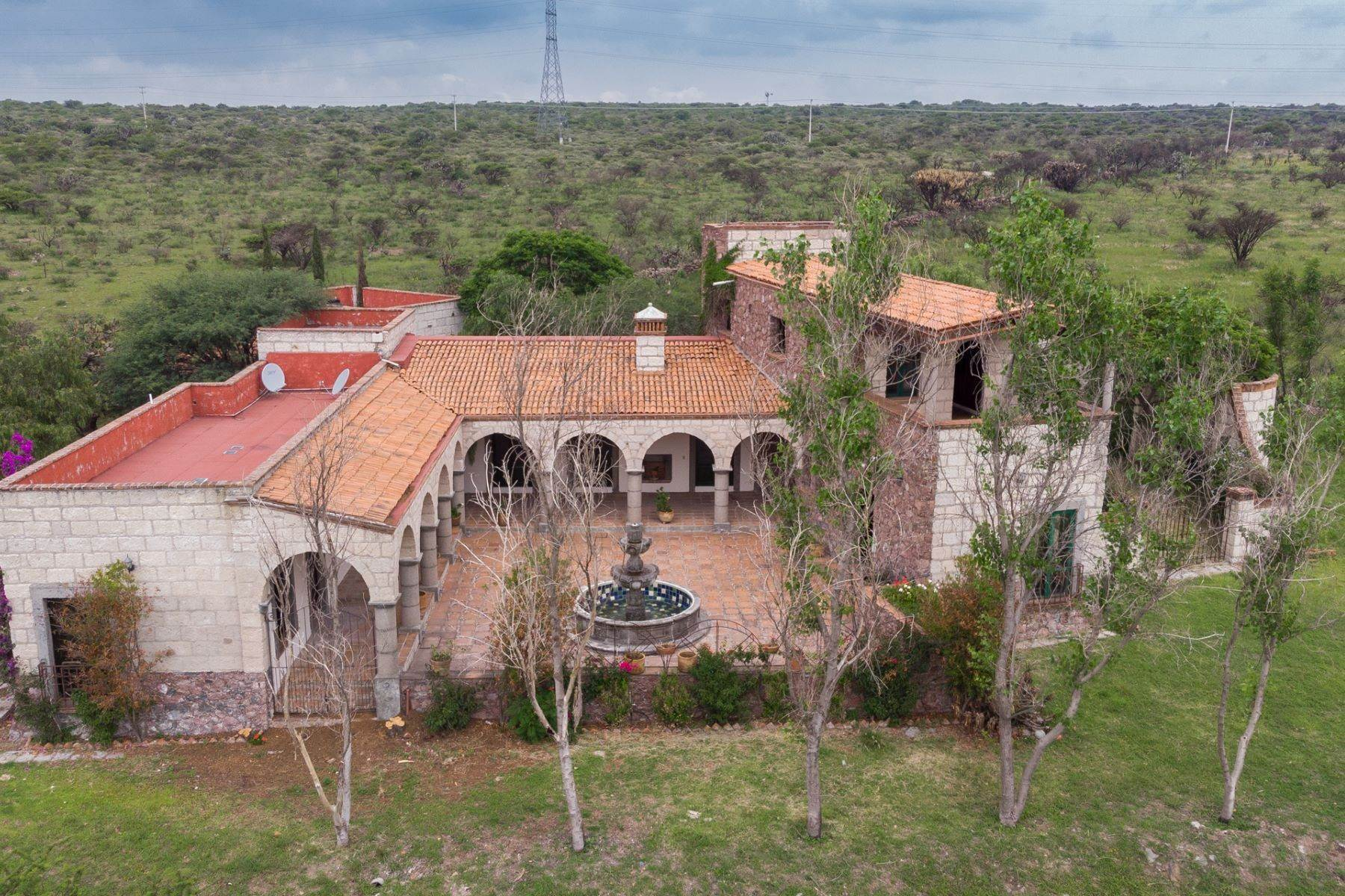 Single Family Homes for Sale at Hacienda Maxwell San Miguel De Allende, Guanajuato Mexico