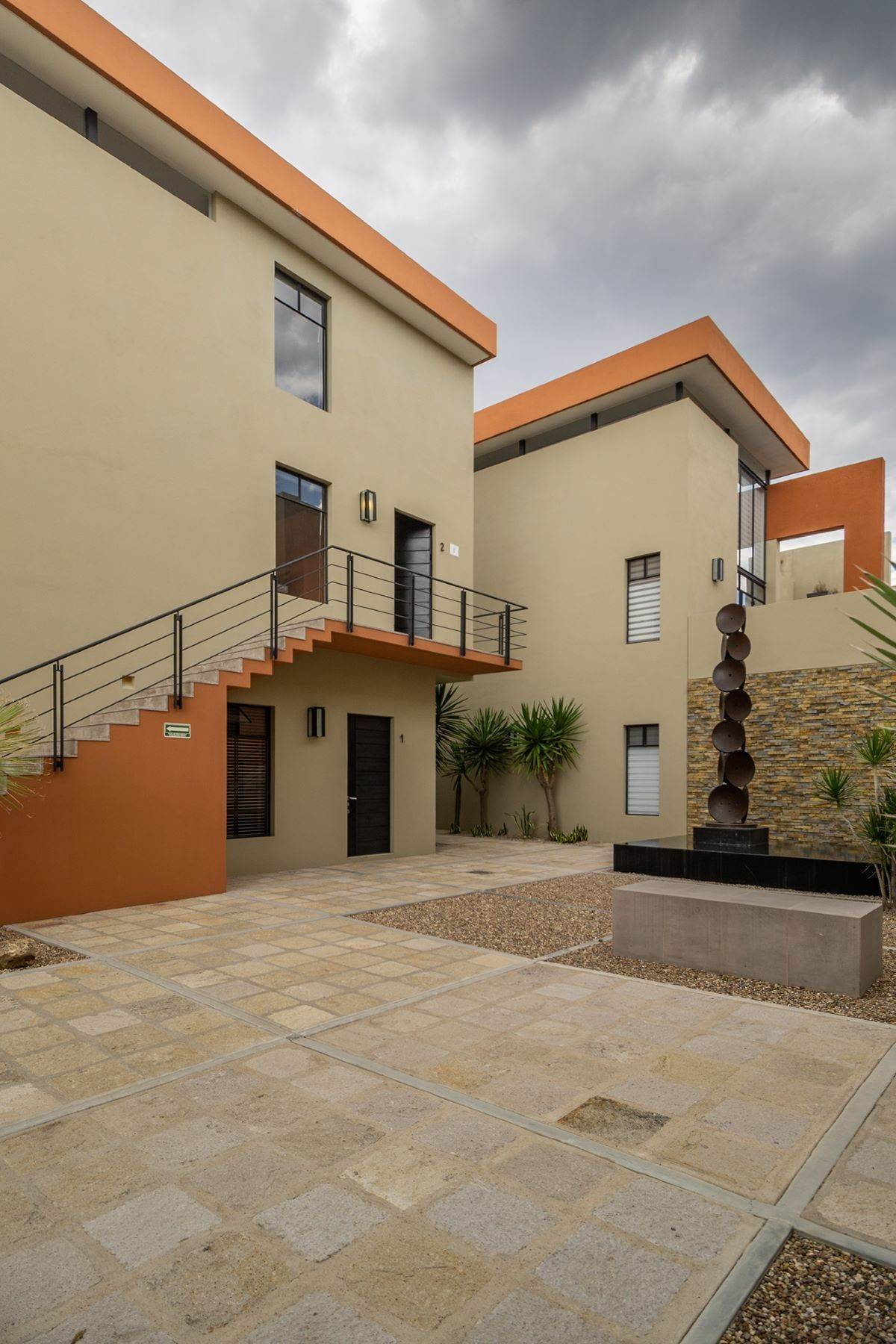 23. Single Family Homes for Sale at Chimal Loft Miguel Araujo 1B San Miguel De Allende, Guanajuato 37700 Mexico