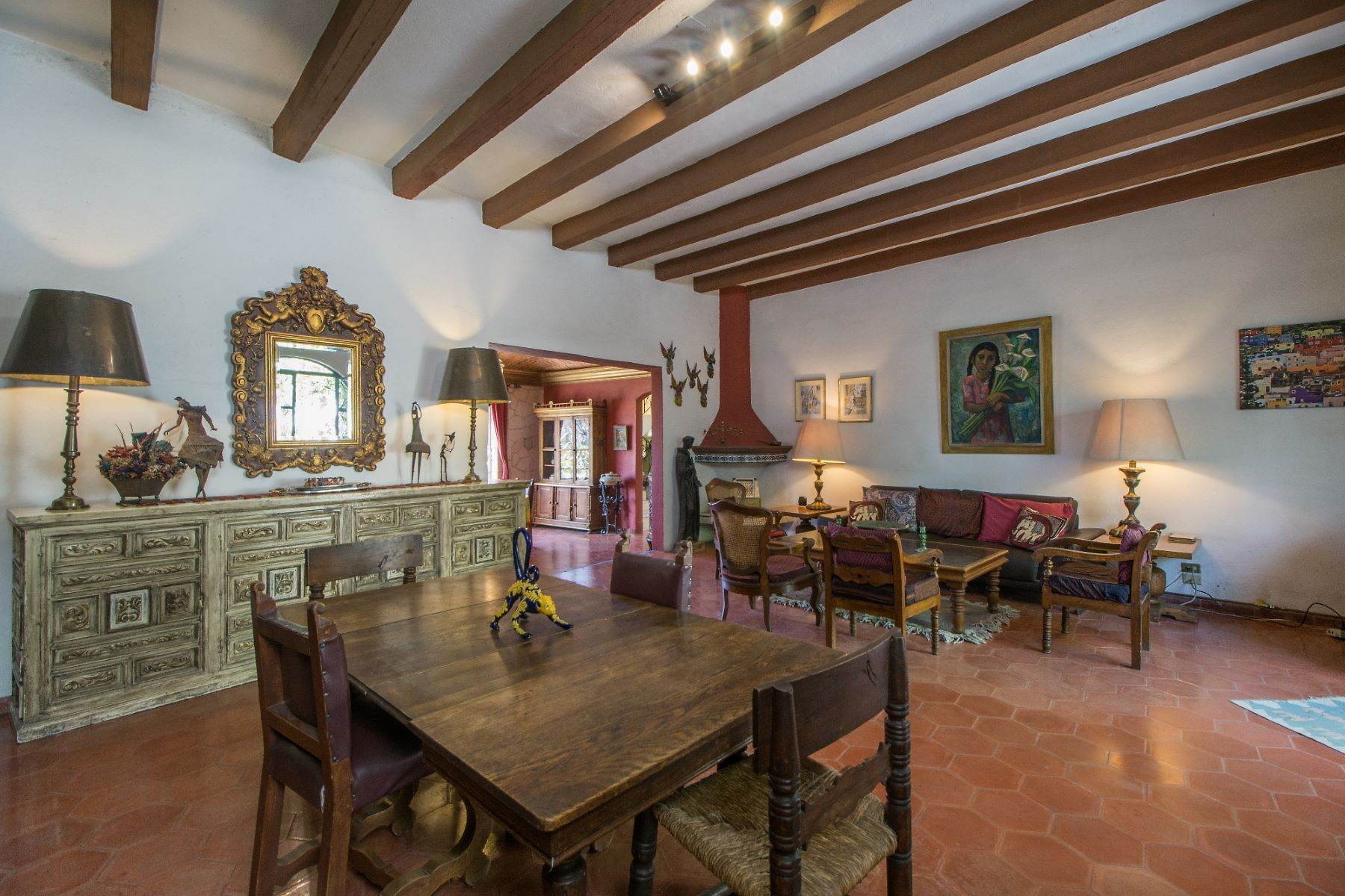 Single Family Homes for Sale at Casa Christina San Antonio, San Miguel De Allende, Guanajuato Mexico
