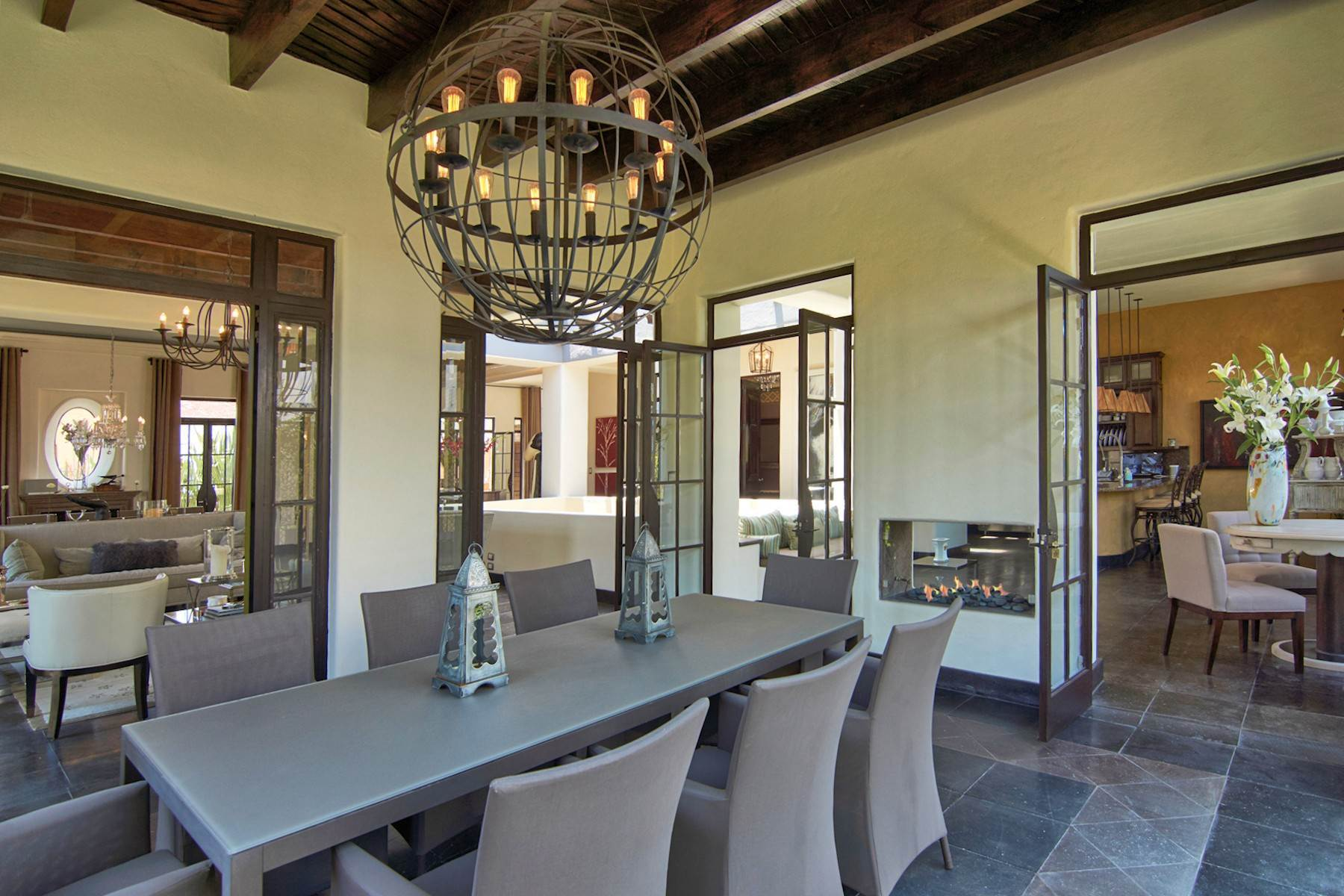 13. Single Family Homes for Sale at Casa Shangri-La Moras 3 B San Miguel De Allende, Guanajuato 37700 Mexico