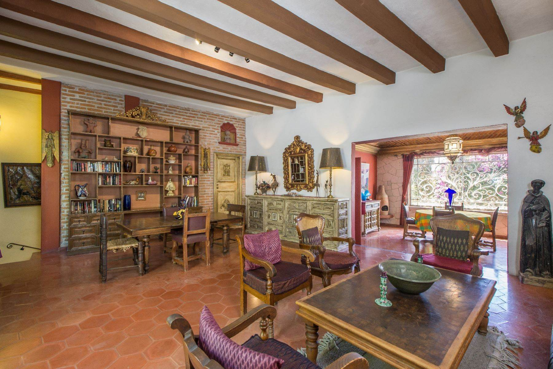 7. Single Family Homes for Sale at Casa Christina San Antonio, San Miguel De Allende, Guanajuato Mexico