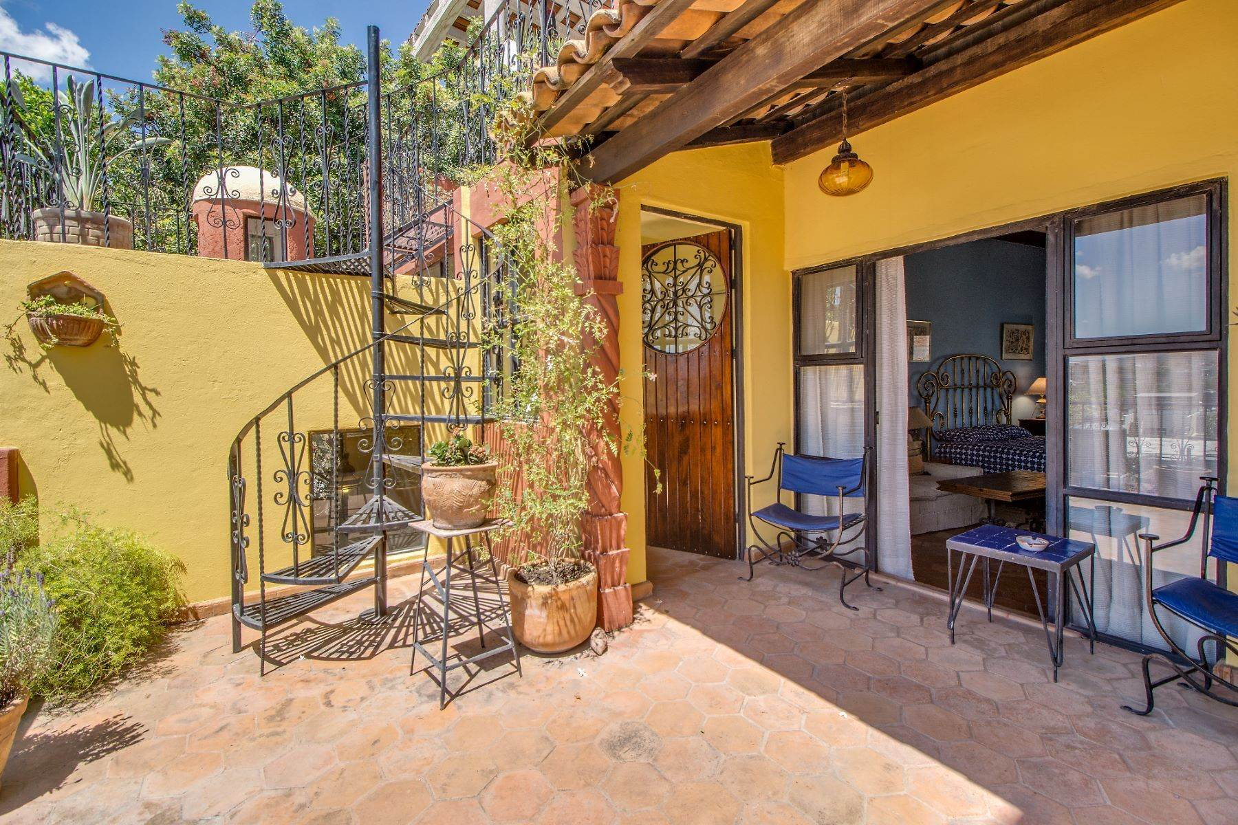 12. Single Family Homes for Sale at Casa Christina San Antonio, San Miguel De Allende, Guanajuato Mexico