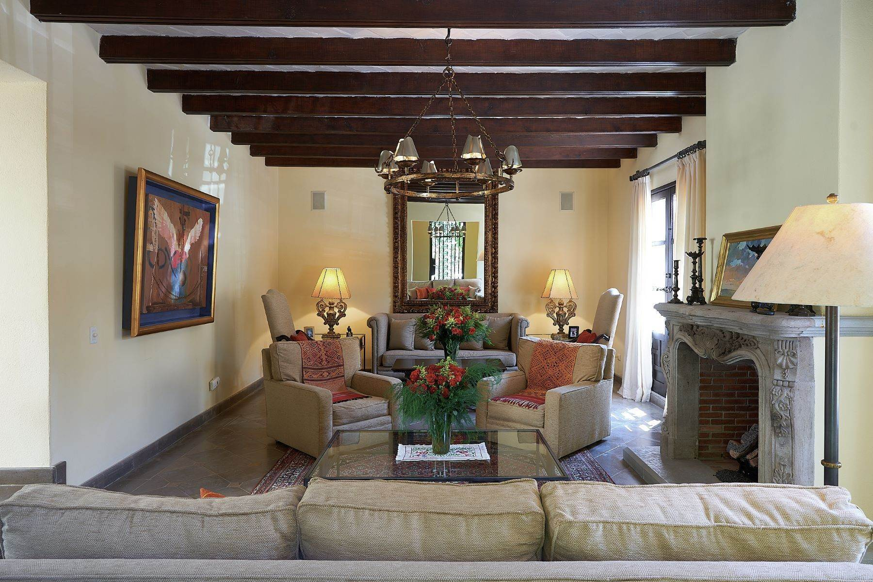 3. Single Family Homes for Sale at Casa Ixchel Privada de Pila Seca 6 San Miguel De Allende, Guanajuato 37700 Mexico
