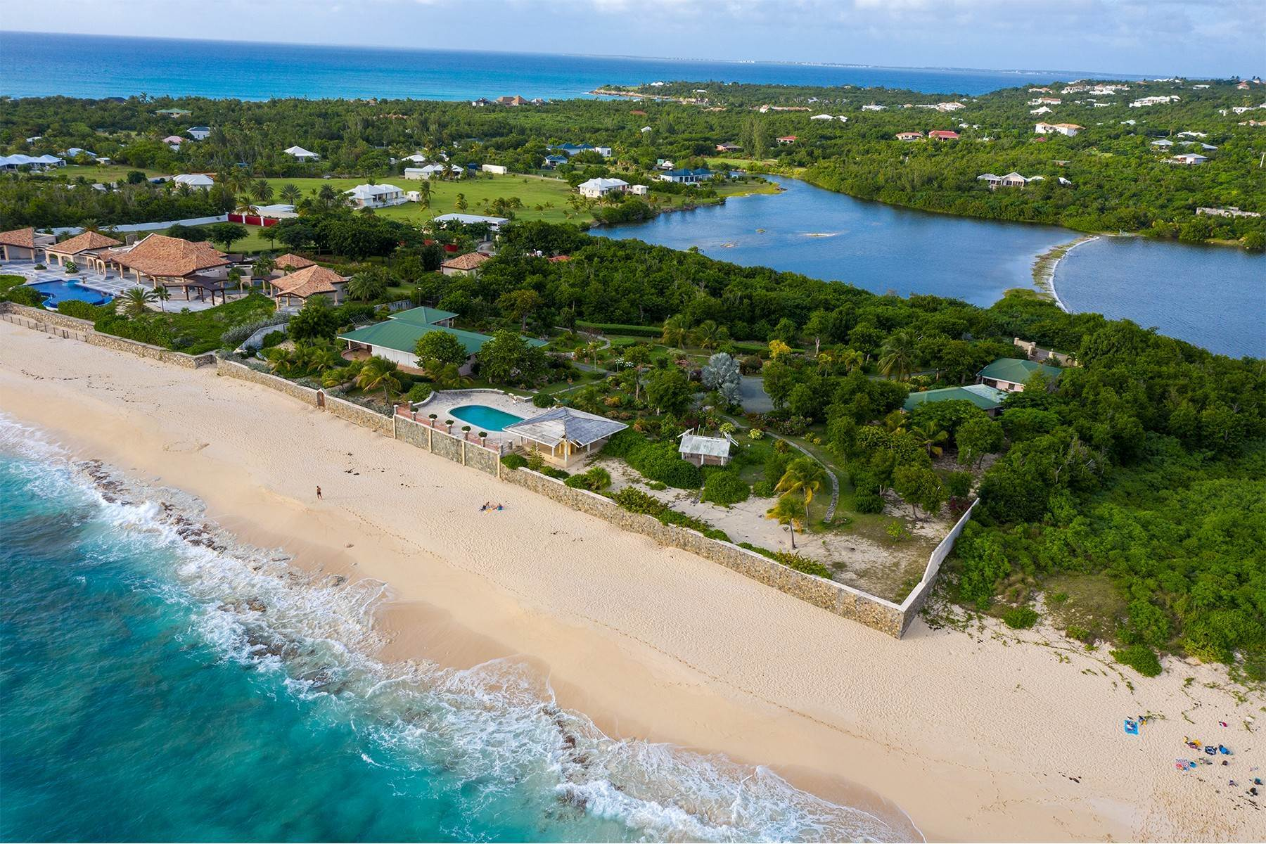 Single Family Homes for Sale at Owls Nest Baie Longue, Terres Basses, Cities In Saint Martin St. Martin