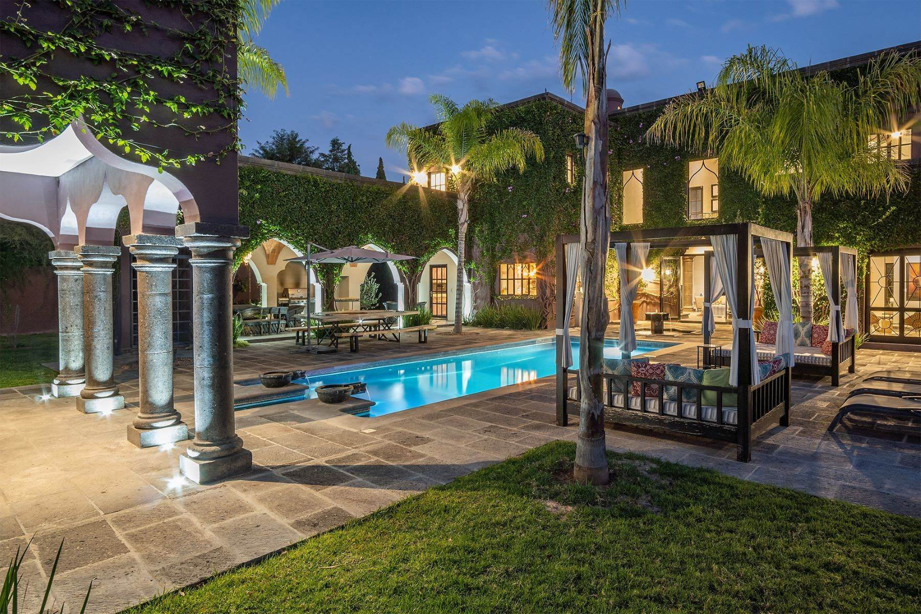 50. Single Family Homes for Sale at Hacienda Cielo Country Property in Atotonilco San Miguel De Allende, Guanajuato 37893 Mexico