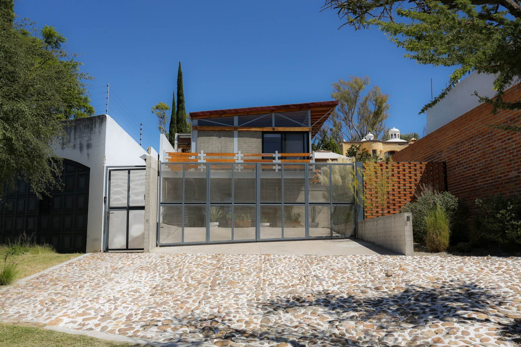 3. Single Family Homes for Sale at Casa Bicocca Calle Carreta 11 San Miguel De Allende, Guanajuato 37790 Mexico