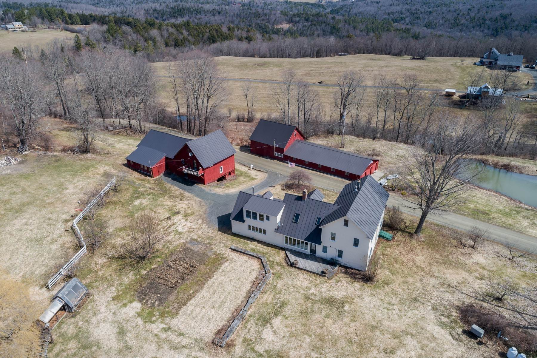 Property for Sale at 1891 Brainstorm Road Braintree, Vermont 05060 United States