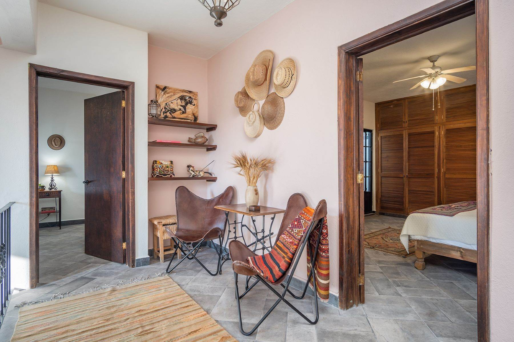 12. Single Family Homes for Sale at Casa Jacarandas Hernandez Macias San Miguel De Allende, Guanajuato 37700 Mexico