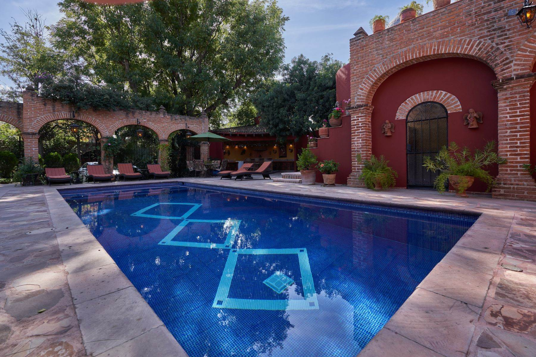 Single Family Homes for Sale at Casa de la Luz San Miguel De Allende, Guanajuato 37700 Mexico