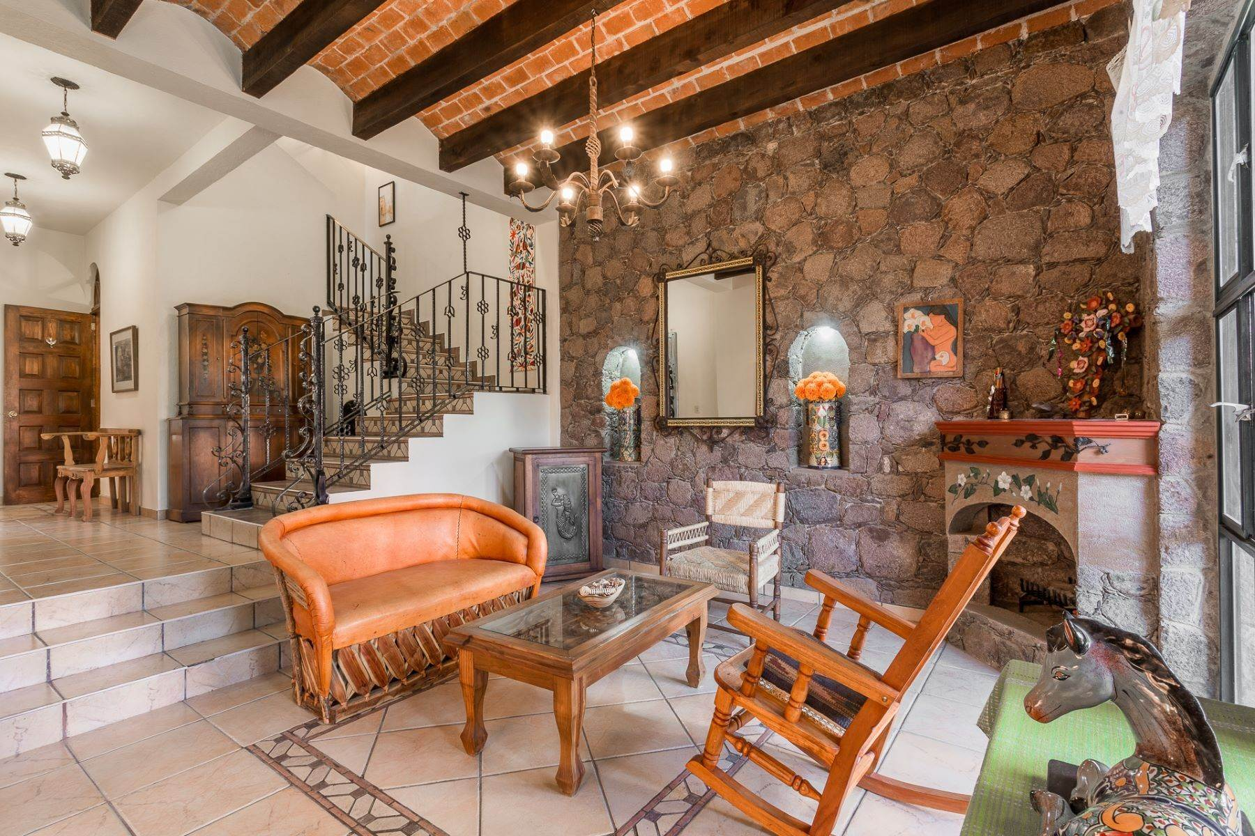 Single Family Homes for Sale at Casa Artesanal San Juan 39 San Miguel De Allende, Guanajuato 37750 Mexico