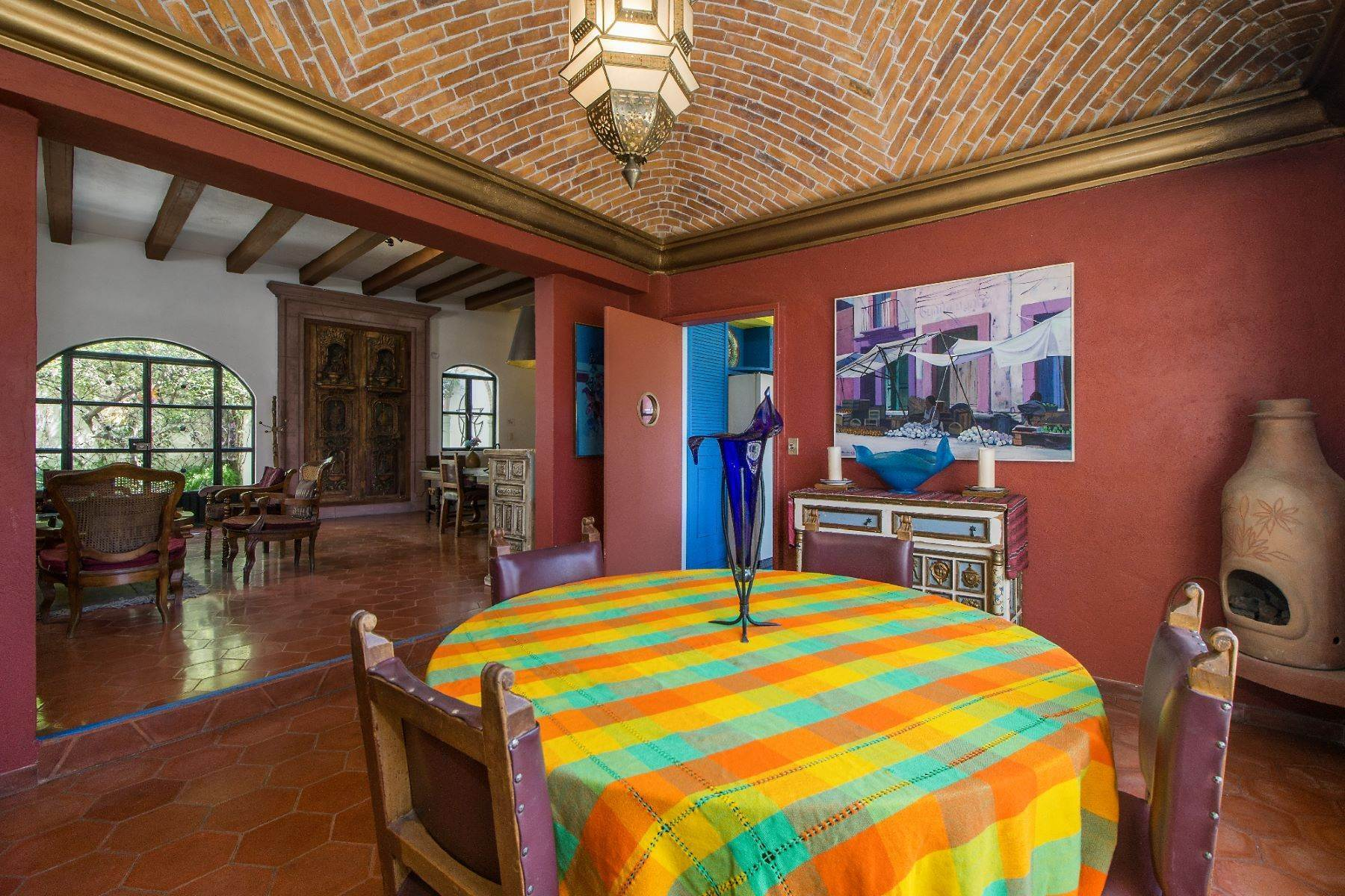 9. Single Family Homes for Sale at Casa Christina San Antonio, San Miguel De Allende, Guanajuato Mexico
