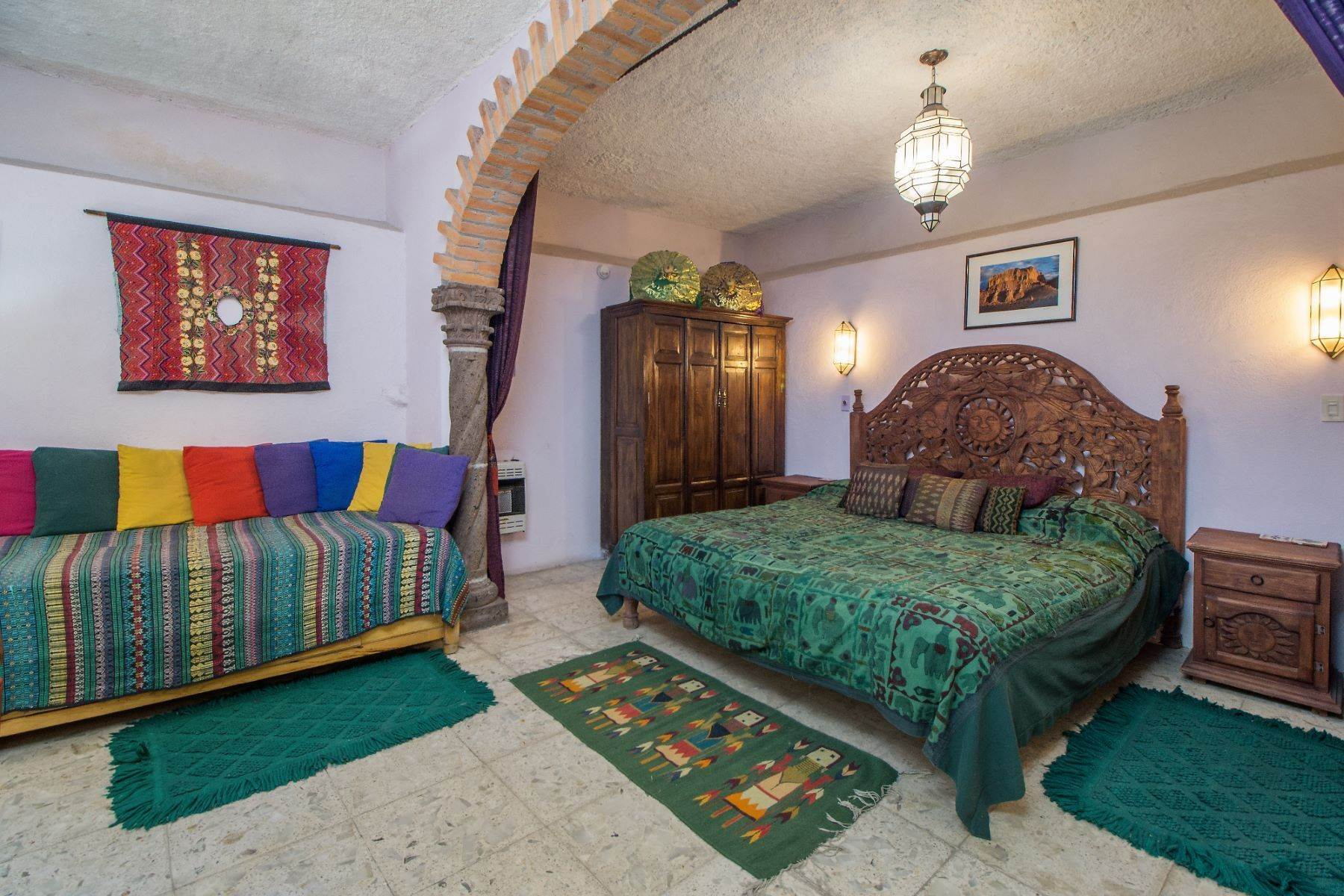21. Single Family Homes for Sale at Casa Christina San Antonio, San Miguel De Allende, Guanajuato Mexico